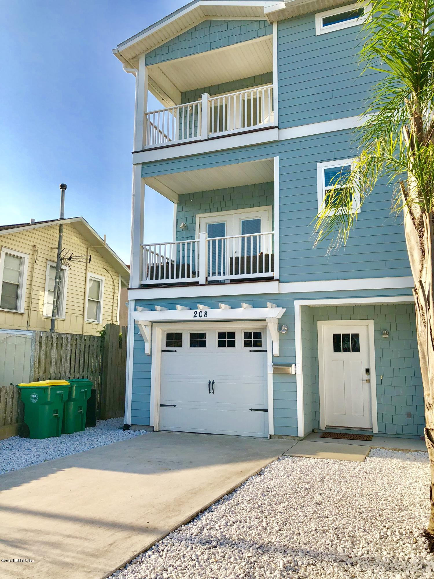 Photo of 208 12TH, JACKSONVILLE BEACH, FL 32250