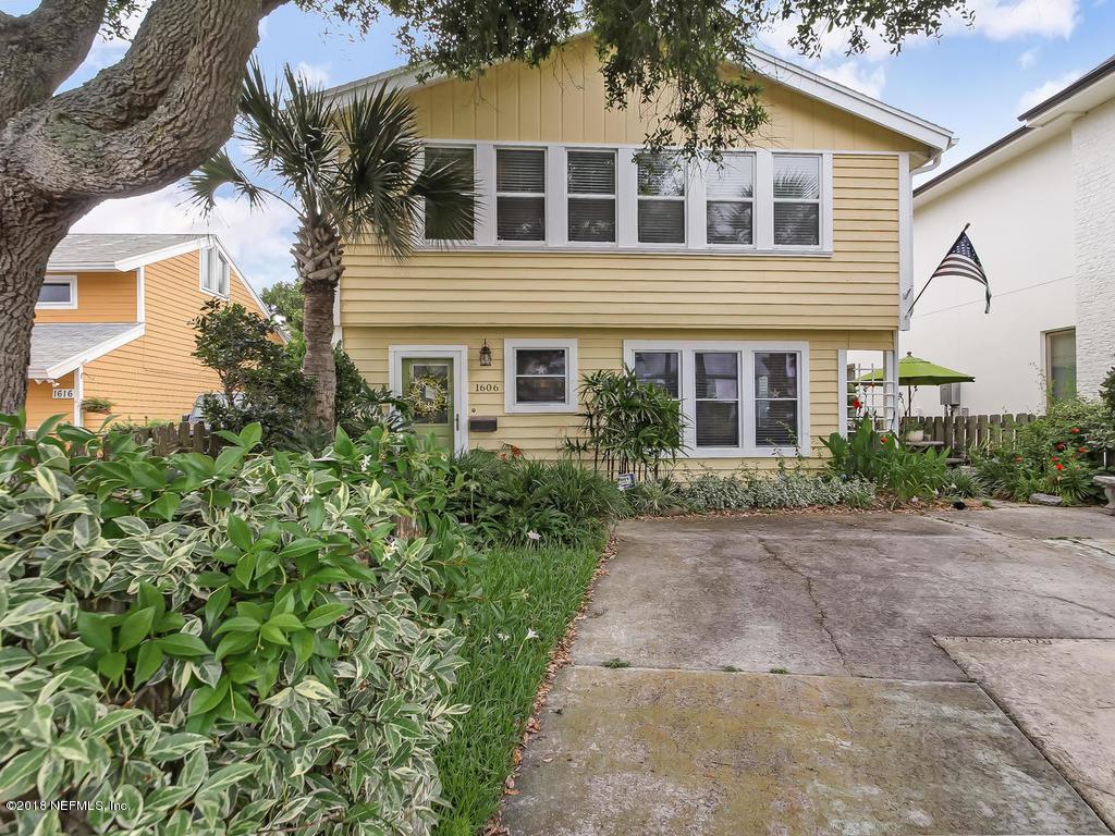 Photo of 1606 1ST, NEPTUNE BEACH, FL 32266