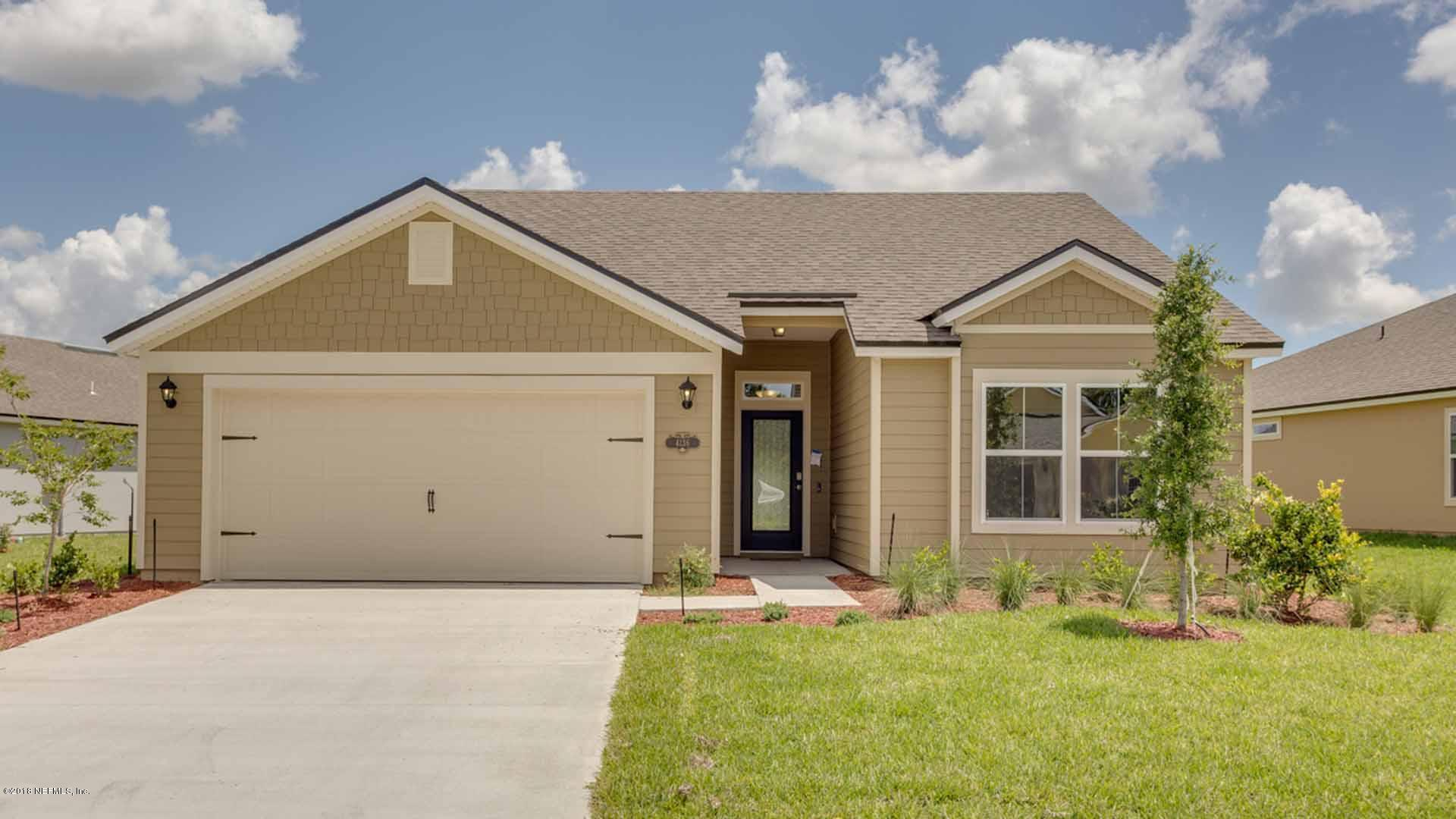 4136 SPRING CREEK, MIDDLEBURG, FLORIDA 32068, 4 Bedrooms Bedrooms, ,2 BathroomsBathrooms,Residential - single family,For sale,SPRING CREEK,906567