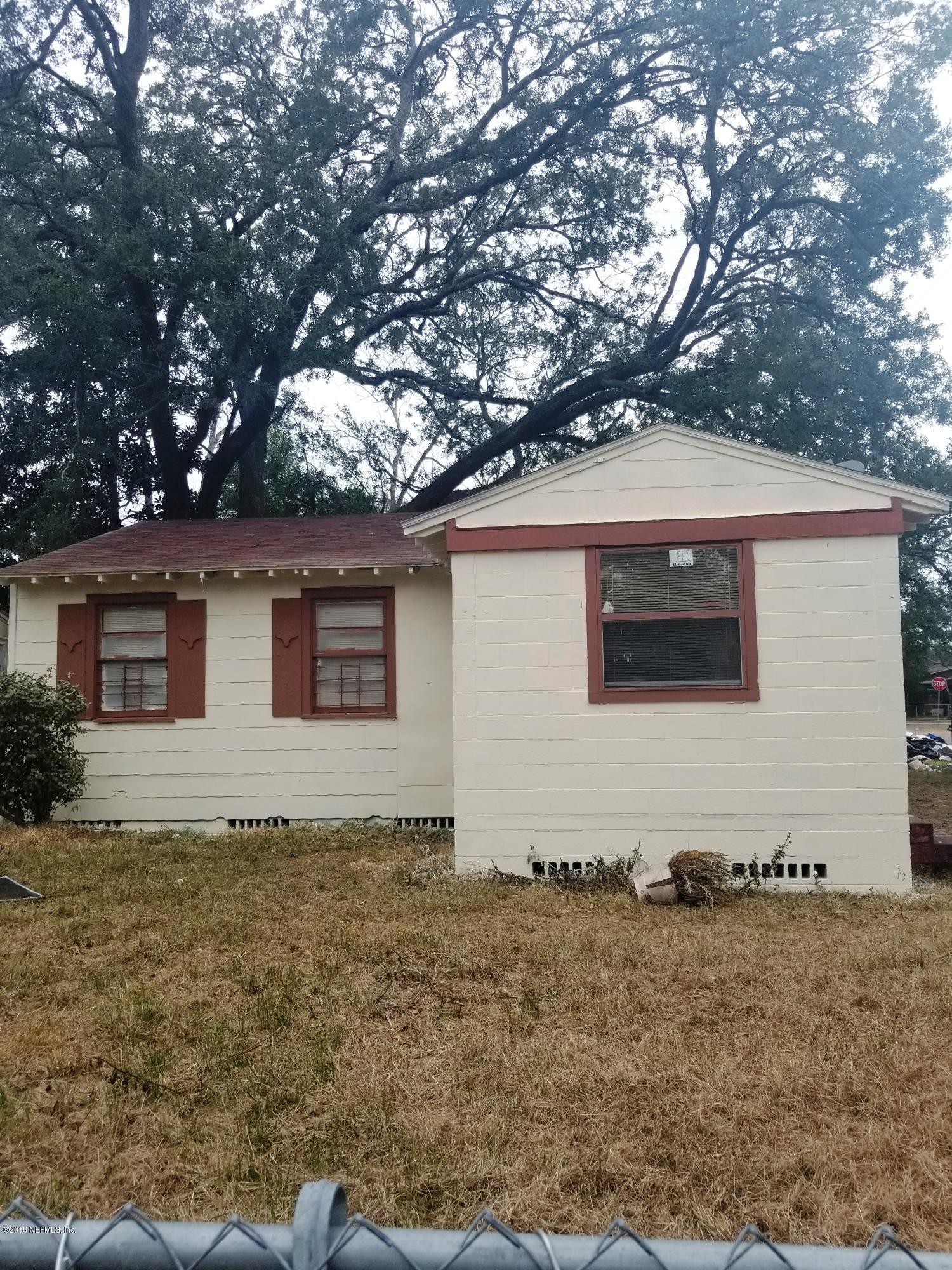 1611 34TH, JACKSONVILLE, FLORIDA 32209, 3 Bedrooms Bedrooms, ,1 BathroomBathrooms,Residential - single family,For sale,34TH,938895