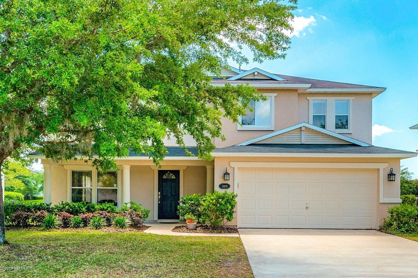 385 BOSTWICK, ST AUGUSTINE, FLORIDA 32092, 4 Bedrooms Bedrooms, ,3 BathroomsBathrooms,Residential - single family,For sale,BOSTWICK,939570