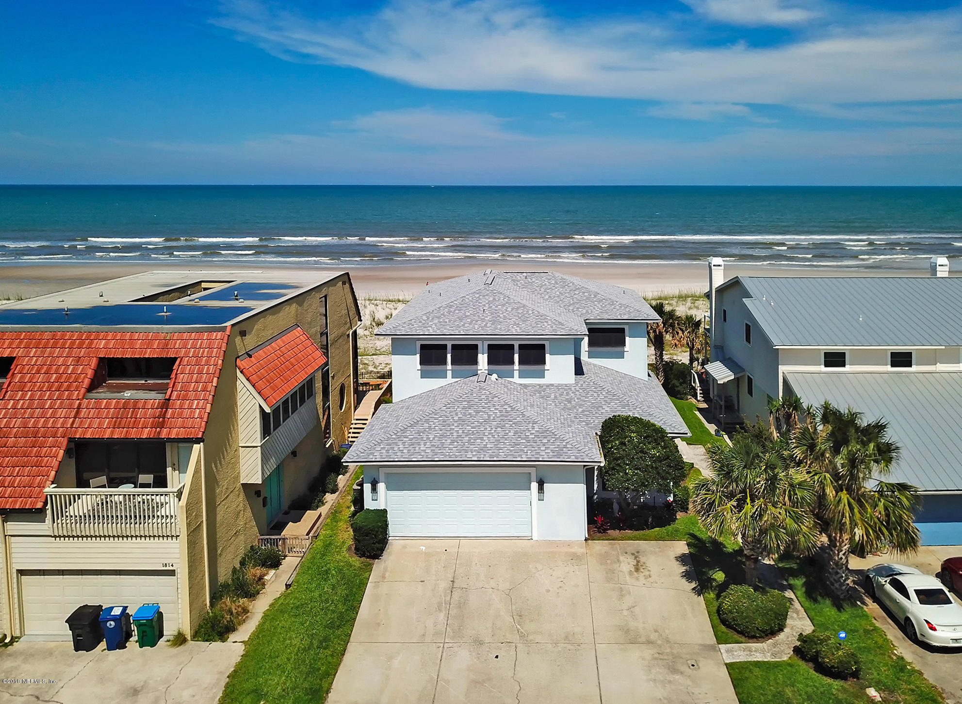 1820 OCEAN FRONT, NEPTUNE BEACH, FLORIDA 32266, 4 Bedrooms Bedrooms, ,4 BathroomsBathrooms,Residential - single family,For sale,OCEAN FRONT,935249