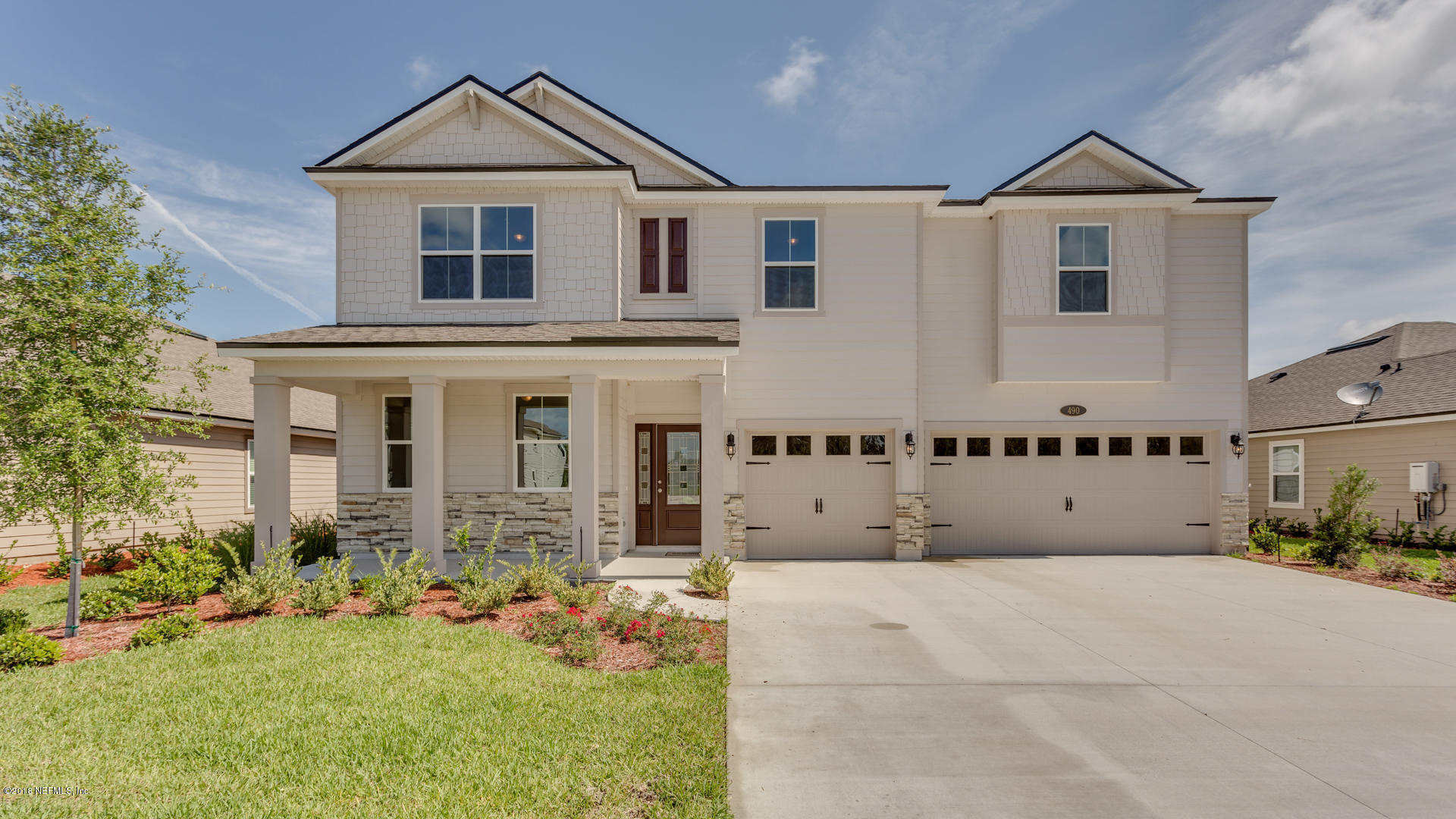 490 SPLIT OAK, ST AUGUSTINE, FLORIDA 32092, 5 Bedrooms Bedrooms, ,3 BathroomsBathrooms,Residential - single family,For sale,SPLIT OAK,895602