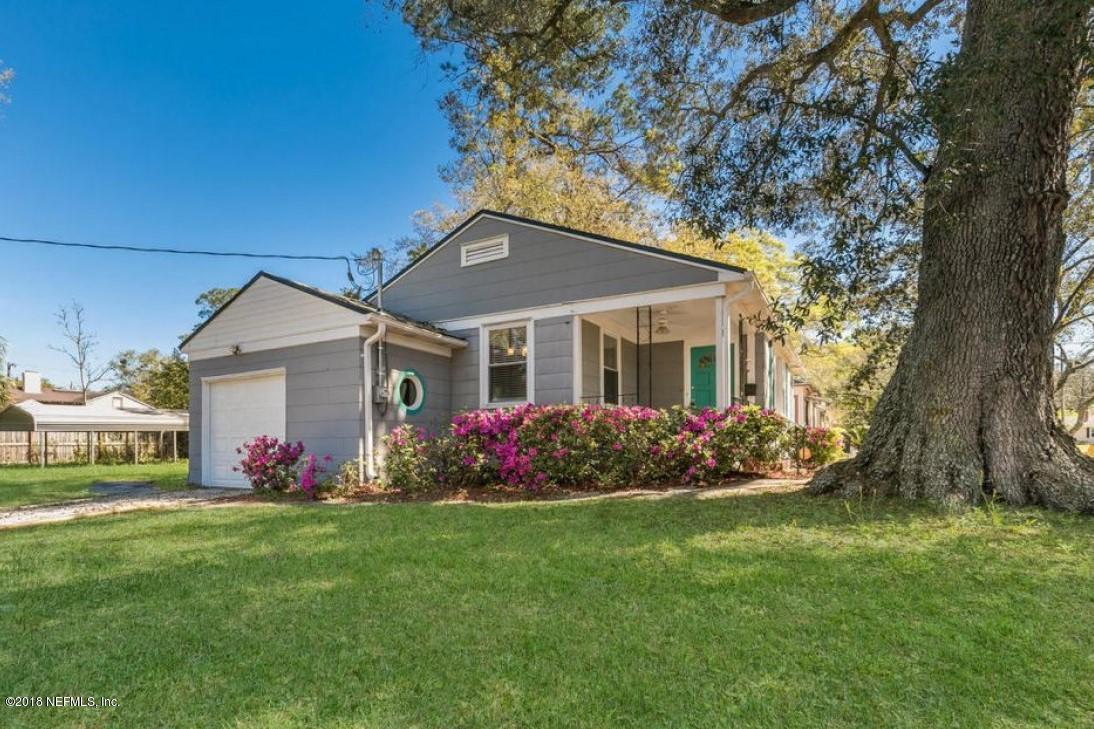 1503 PERSHING, JACKSONVILLE, FLORIDA 32205, 3 Bedrooms Bedrooms, ,2 BathroomsBathrooms,Residential - single family,For sale,PERSHING,941818