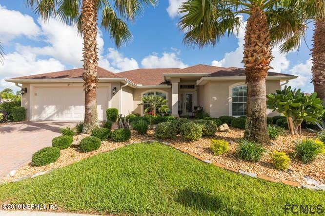 191 ARENA LAKE, PALM COAST, FLORIDA 32137, 4 Bedrooms Bedrooms, ,2 BathroomsBathrooms,Residential - single family,For sale,ARENA LAKE,941912