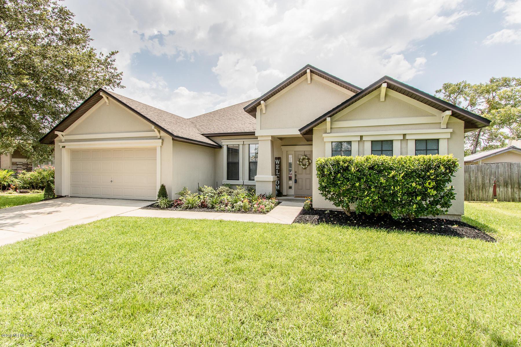 609 INWOOD, ORANGE PARK, FLORIDA 32065, 4 Bedrooms Bedrooms, ,3 BathroomsBathrooms,Residential - single family,For sale,INWOOD,943048