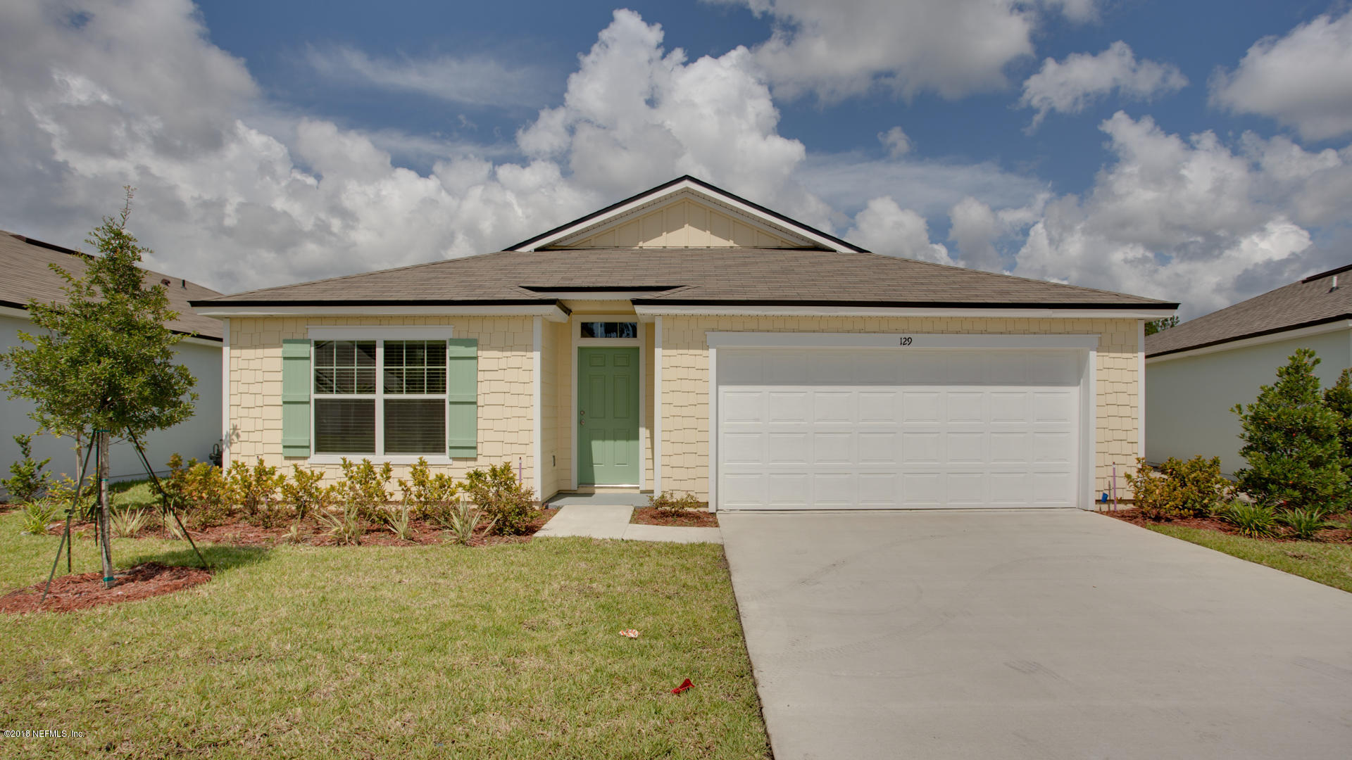 129 FAIRWAY, BUNNELL, FLORIDA 32110, 4 Bedrooms Bedrooms, ,2 BathroomsBathrooms,Residential - single family,For sale,FAIRWAY,898050