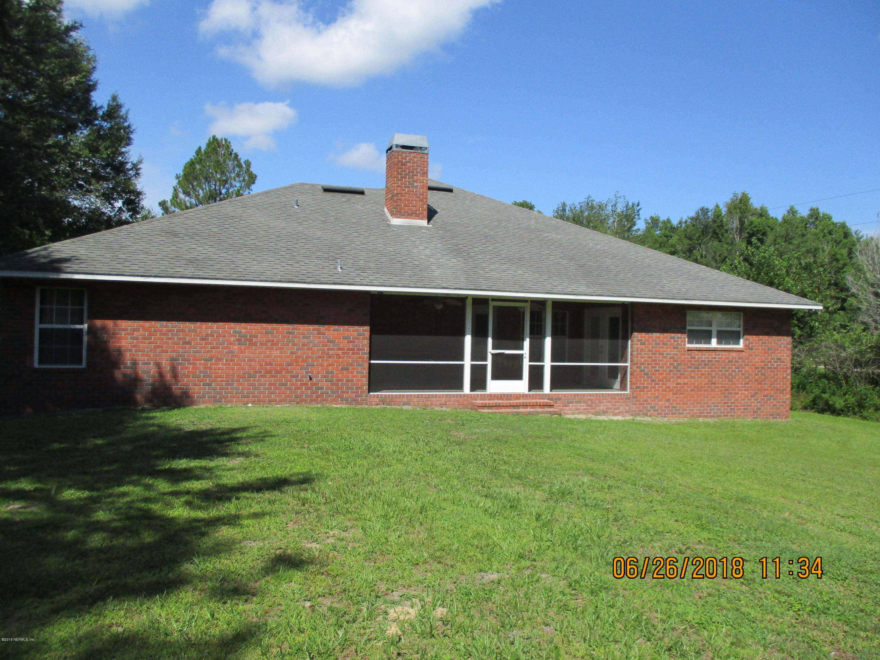 9715 136TH, STARKE, FLORIDA 32091, 3 Bedrooms Bedrooms, ,2 BathroomsBathrooms,Residential - single family,For sale,136TH,943765