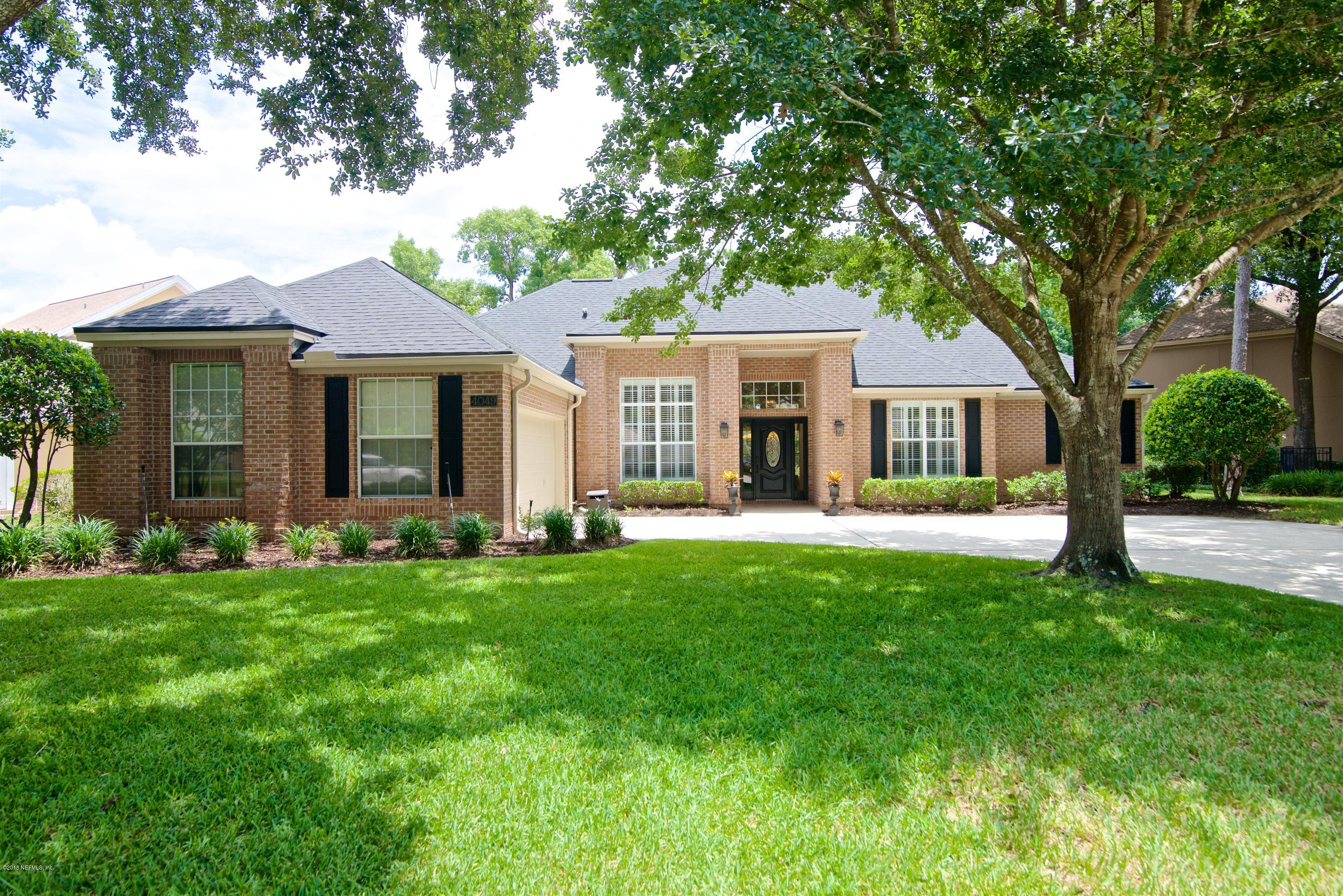 4049 JEBB ISLAND, JACKSONVILLE, FLORIDA 32224, 4 Bedrooms Bedrooms, ,3 BathroomsBathrooms,Residential - single family,For sale,JEBB ISLAND,944336
