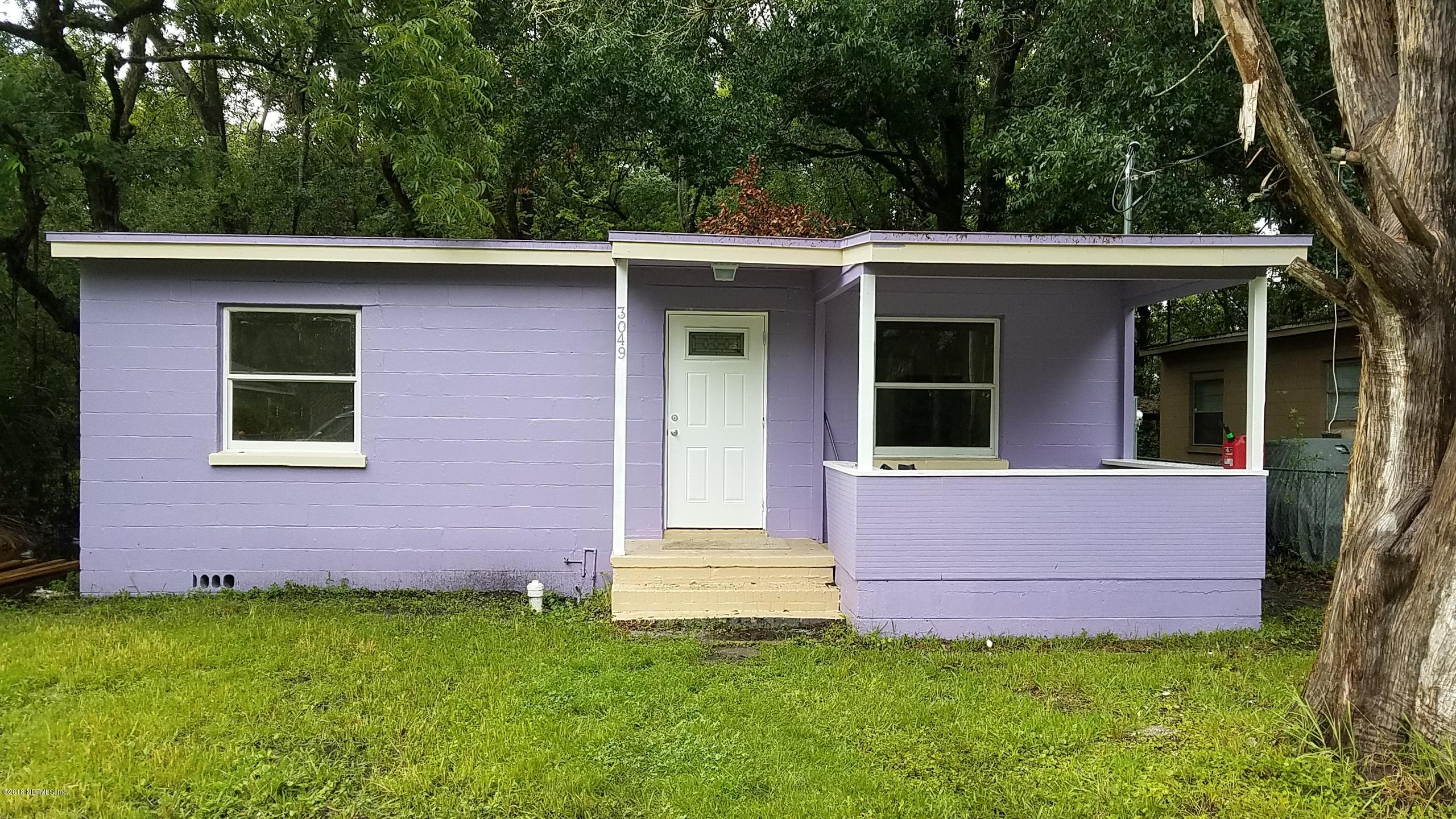 3049 DIGNAN, JACKSONVILLE, FLORIDA 32254, 2 Bedrooms Bedrooms, ,1 BathroomBathrooms,Single family,For sale,DIGNAN,944668