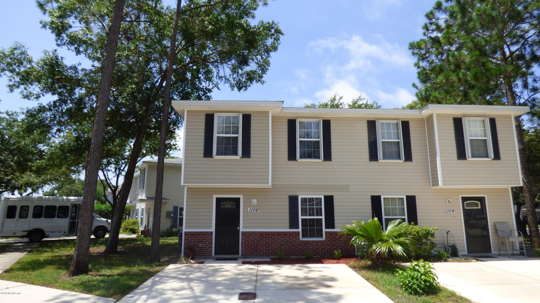 1106 SCHEIDEL, ATLANTIC BEACH, FLORIDA 32233, 3 Bedrooms Bedrooms, ,2 BathroomsBathrooms,Residential - townhome,For sale,SCHEIDEL,945225