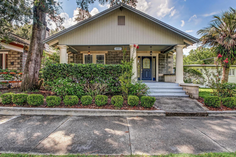 3907 HERSCHEL, JACKSONVILLE, FLORIDA 32205, 3 Bedrooms Bedrooms, ,1 BathroomBathrooms,Residential - single family,For sale,HERSCHEL,945653