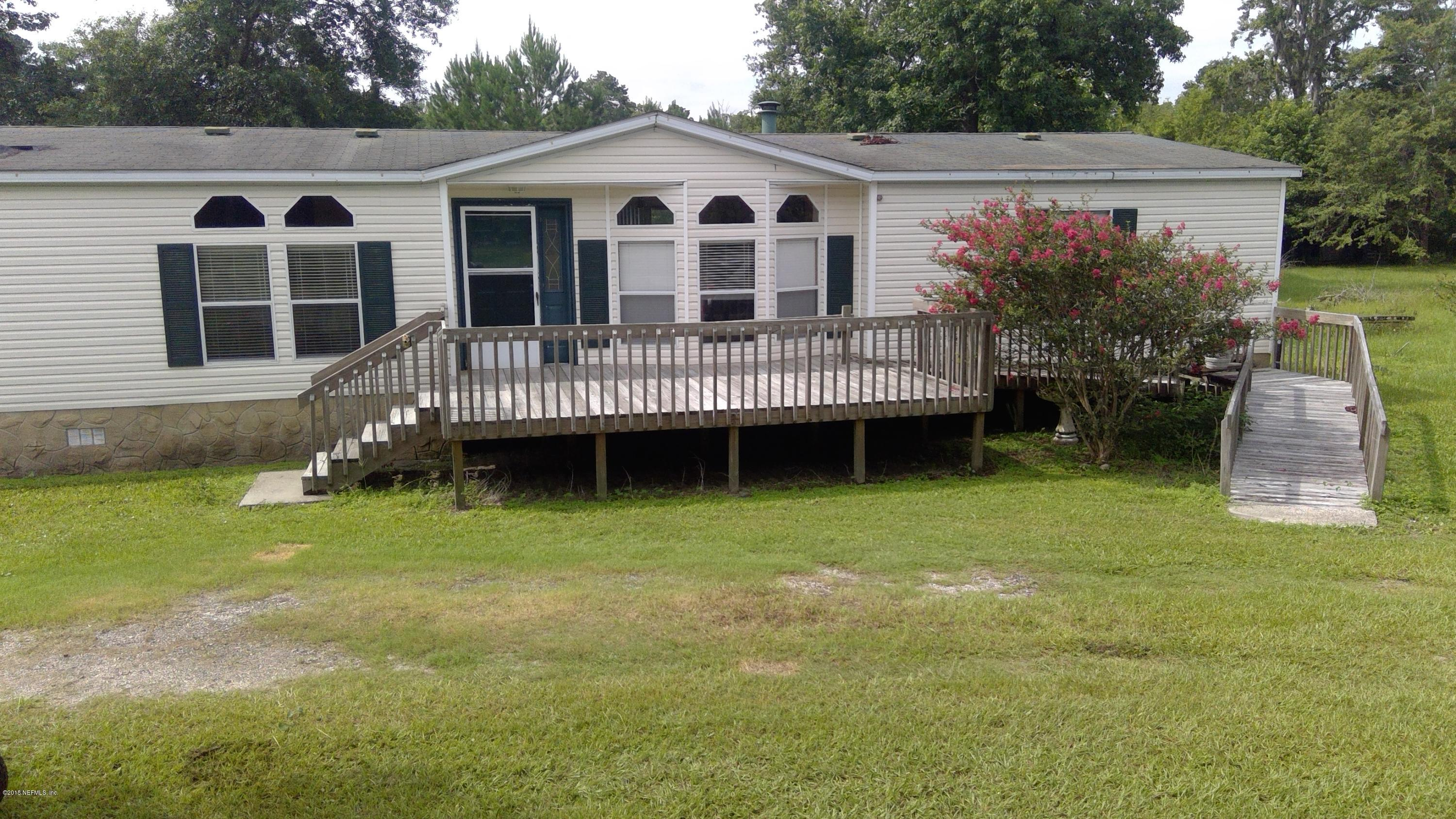 15364 YELLOW BLUFF, JACKSONVILLE, FLORIDA 32226, 3 Bedrooms Bedrooms, ,2 BathroomsBathrooms,Residential - mobile home,For sale,YELLOW BLUFF,945950