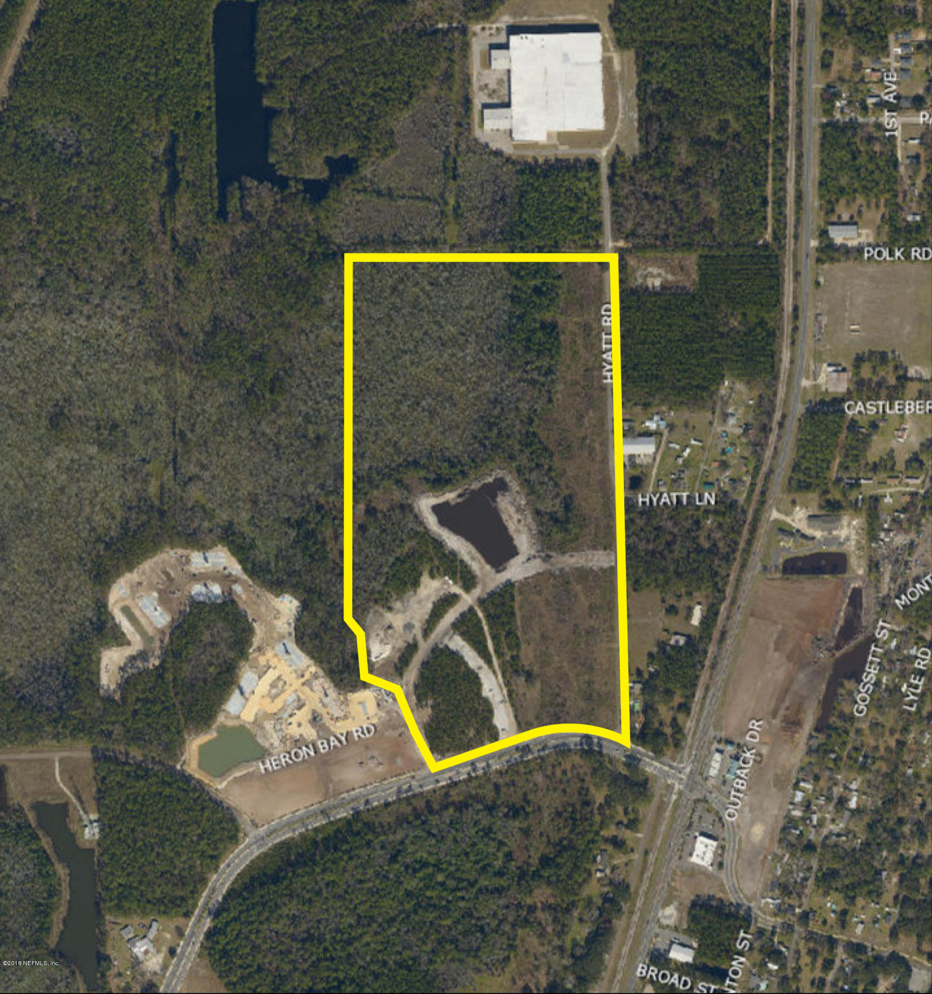 0 MAX LEGGETT, JACKSONVILLE, FLORIDA 32218, ,Vacant land,For sale,MAX LEGGETT,901983