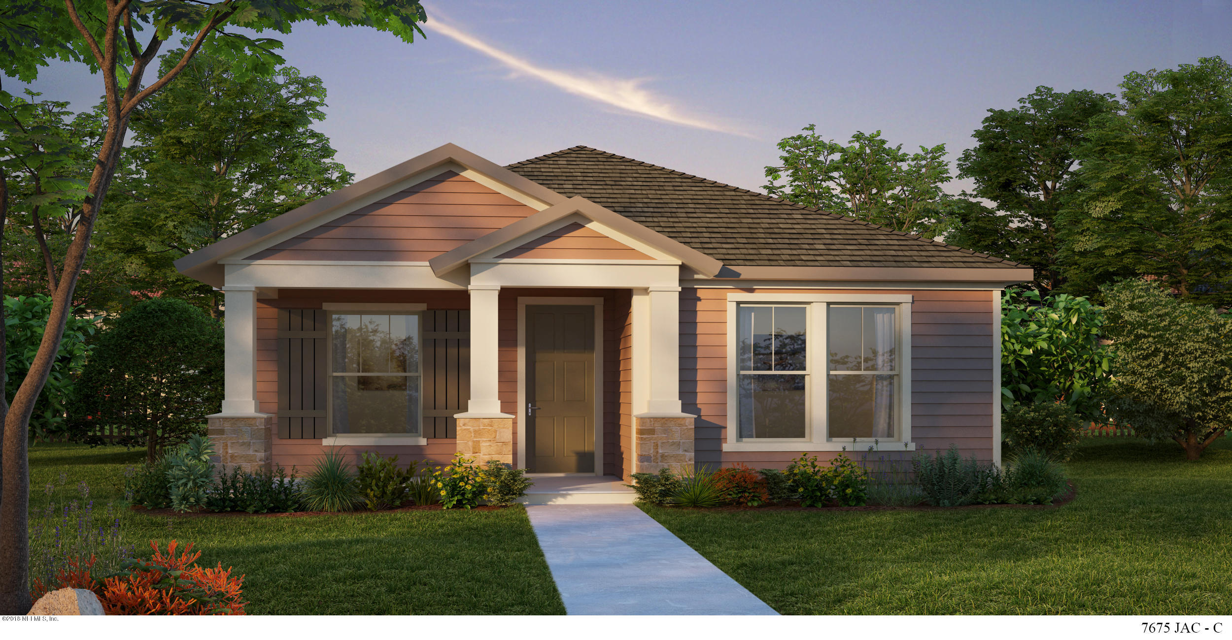 185 DALTON, ST AUGUSTINE, FLORIDA 32092, 3 Bedrooms Bedrooms, ,2 BathroomsBathrooms,Residential - single family,For sale,DALTON,947872