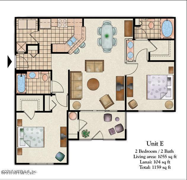 120 LEGENDARY, ST AUGUSTINE, FLORIDA 32092, 2 Bedrooms Bedrooms, ,2 BathroomsBathrooms,Residential - condos/townhomes,For sale,LEGENDARY,948404