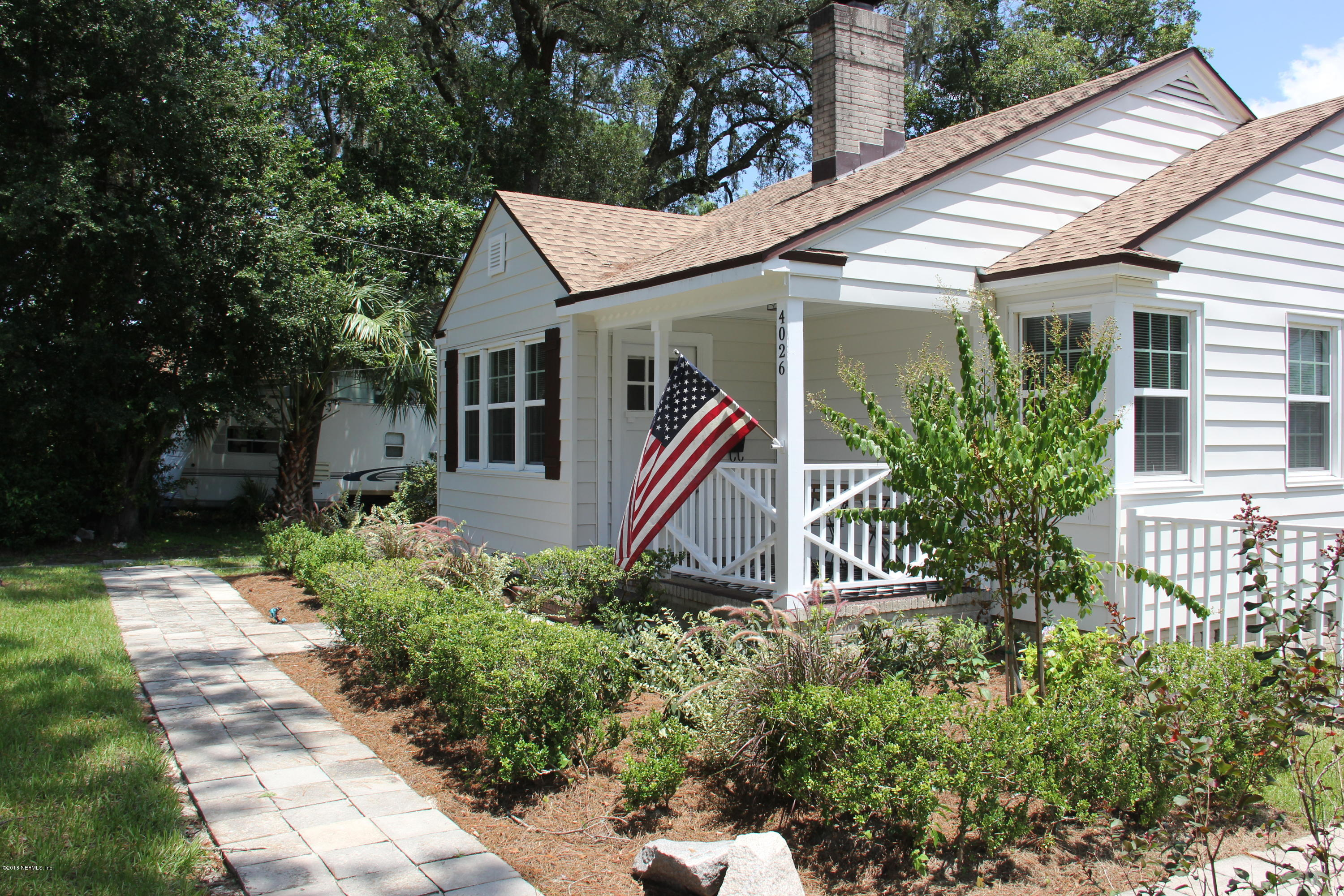 4026 BOONE PARK, JACKSONVILLE, FLORIDA 32205, 3 Bedrooms Bedrooms, ,1 BathroomBathrooms,Residential - single family,For sale,BOONE PARK,949419