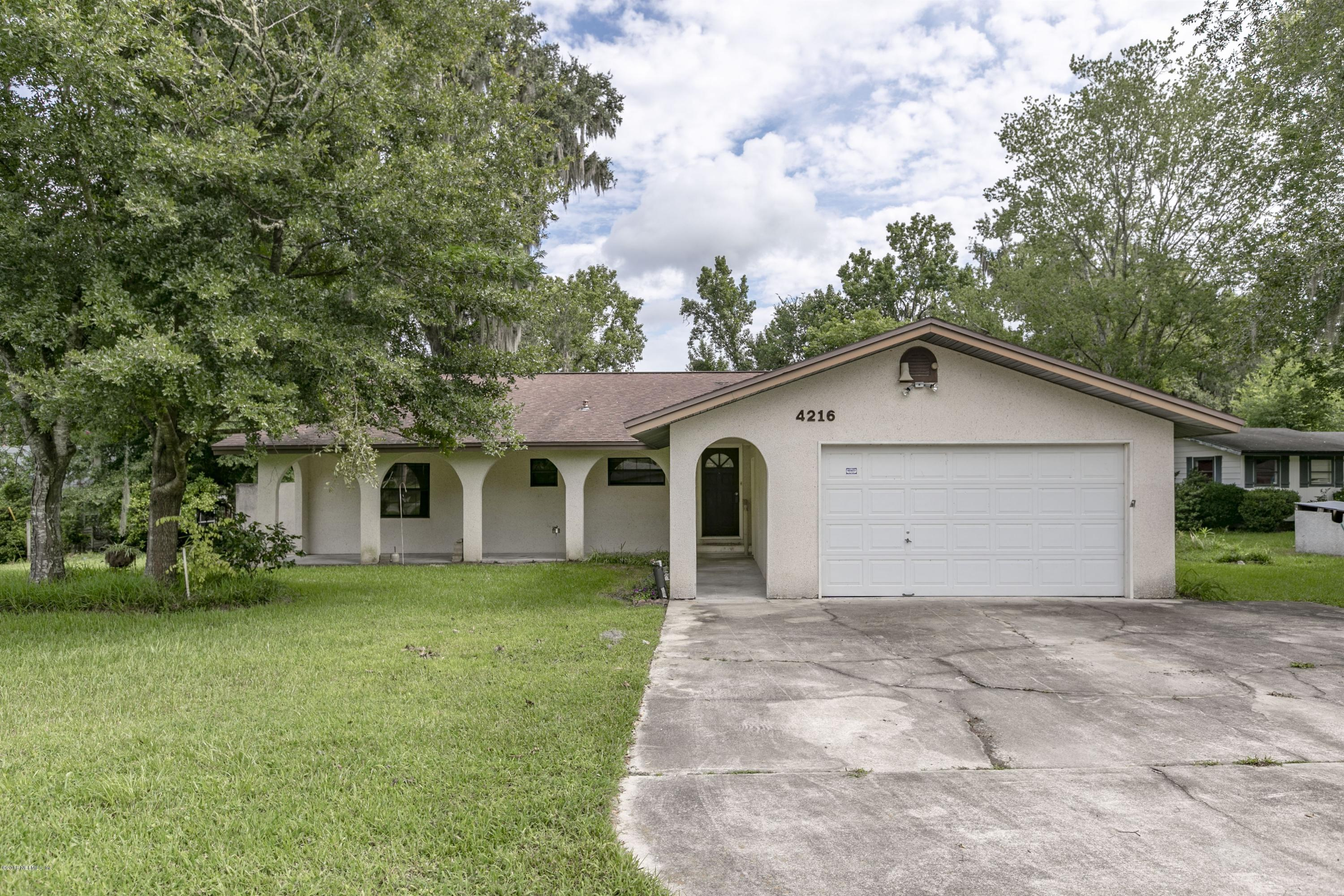 4216 SCENIC, MIDDLEBURG, FLORIDA 32068, 3 Bedrooms Bedrooms, ,1 BathroomBathrooms,Residential - single family,For sale,SCENIC,949617
