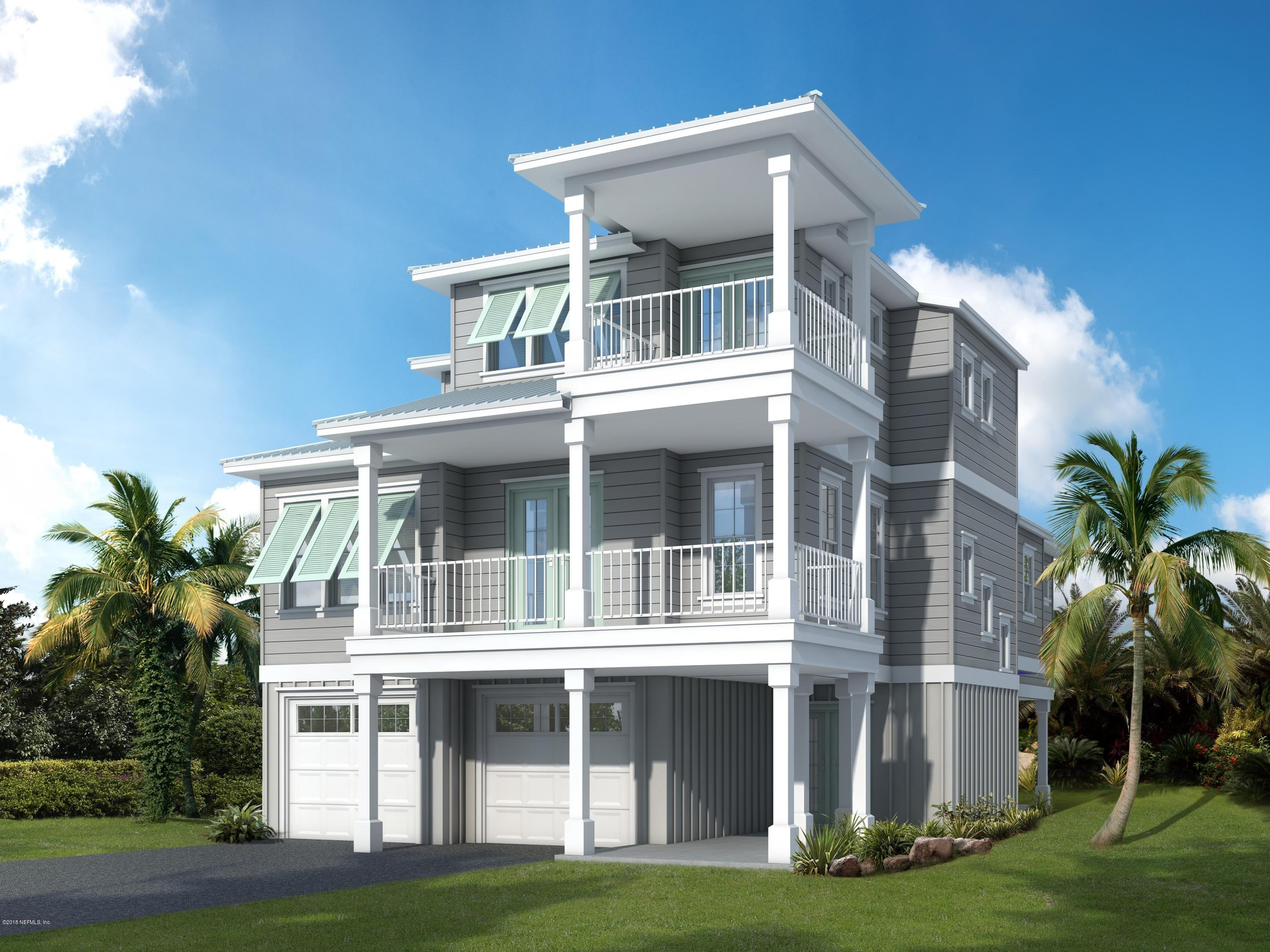 139  37TH AVE S, one of homes for sale in Jacksonville Beach