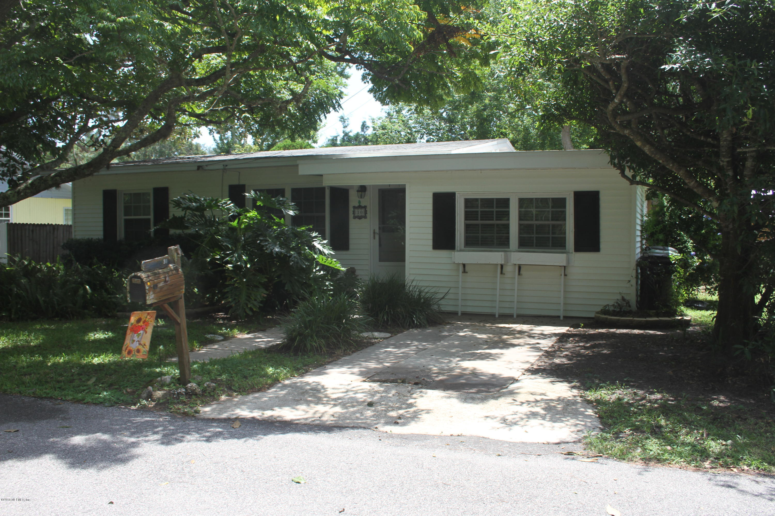 30 POINCIANA AVE ST AUGUSTINE - 1