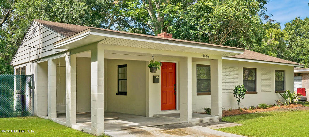 4516 SUSSEX, JACKSONVILLE, FLORIDA 32210, 3 Bedrooms Bedrooms, ,1 BathroomBathrooms,Residential - single family,For sale,SUSSEX,945870