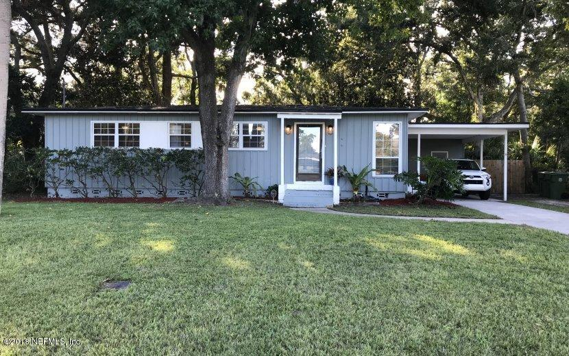 248 CORAL WAY, JACKSONVILLE BEACH, FLORIDA 32250, 3 Bedrooms Bedrooms, ,2 BathroomsBathrooms,Residential - single family,For sale,CORAL WAY,951398