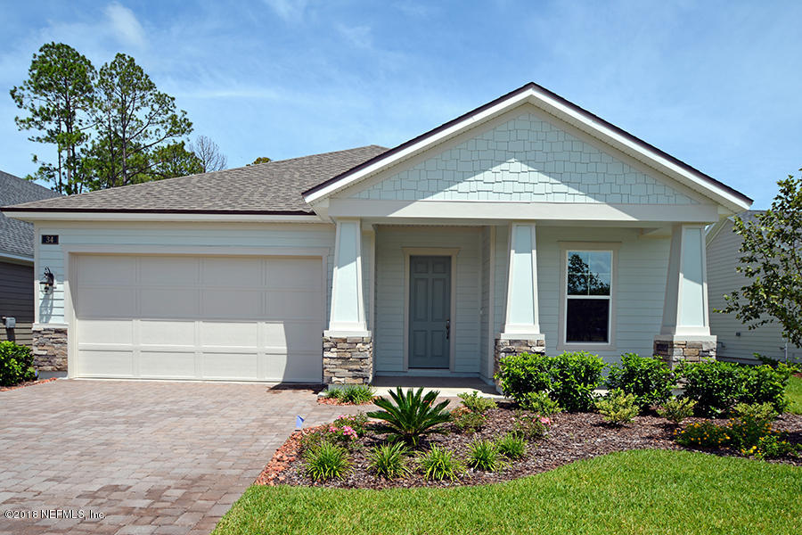 34 KNOTWOOD, PONTE VEDRA, FLORIDA 32081, 3 Bedrooms Bedrooms, ,2 BathroomsBathrooms,Residential - single family,For sale,KNOTWOOD,914281