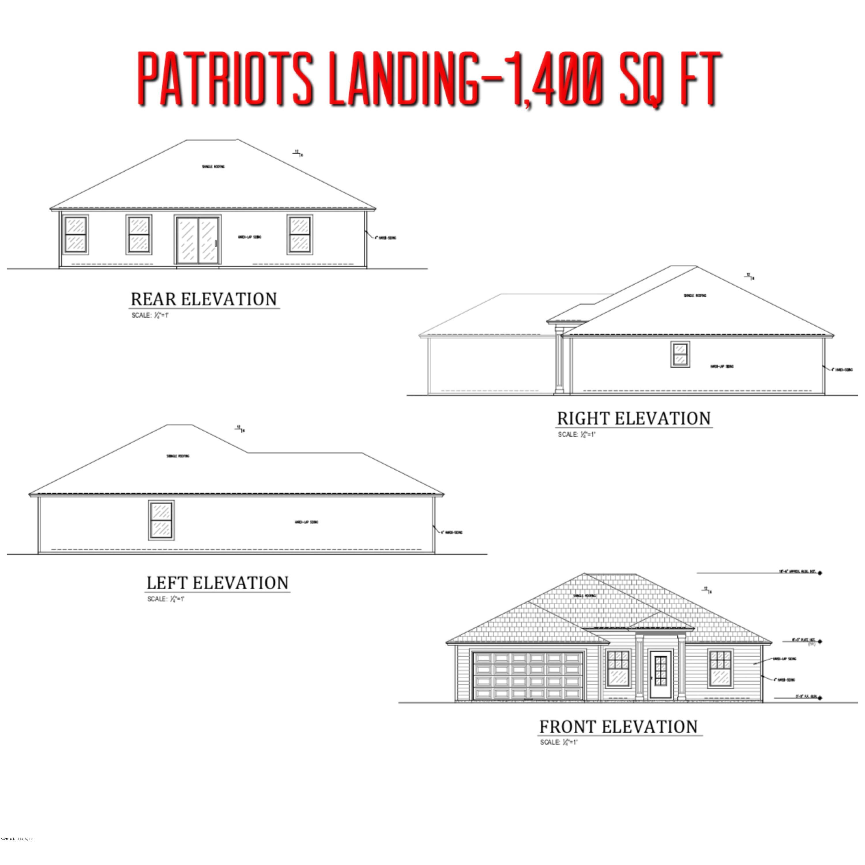 3 PATRIOTS LANDING, JACKSONVILLE, FLORIDA 32244, 3 Bedrooms Bedrooms, ,2 BathroomsBathrooms,Residential - single family,For sale,PATRIOTS LANDING,896125