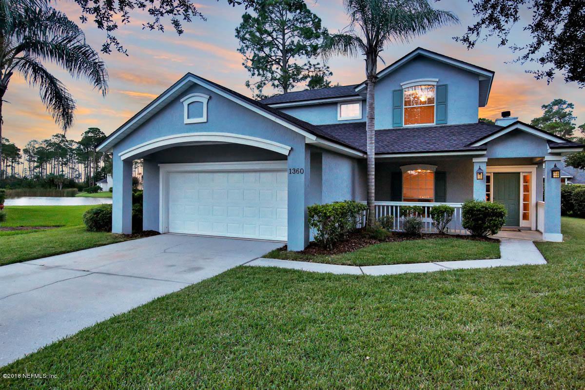 1360 WOODSTORK, JACKSONVILLE BEACH, FLORIDA 32250, 4 Bedrooms Bedrooms, ,2 BathroomsBathrooms,Residential - single family,For sale,WOODSTORK,953944
