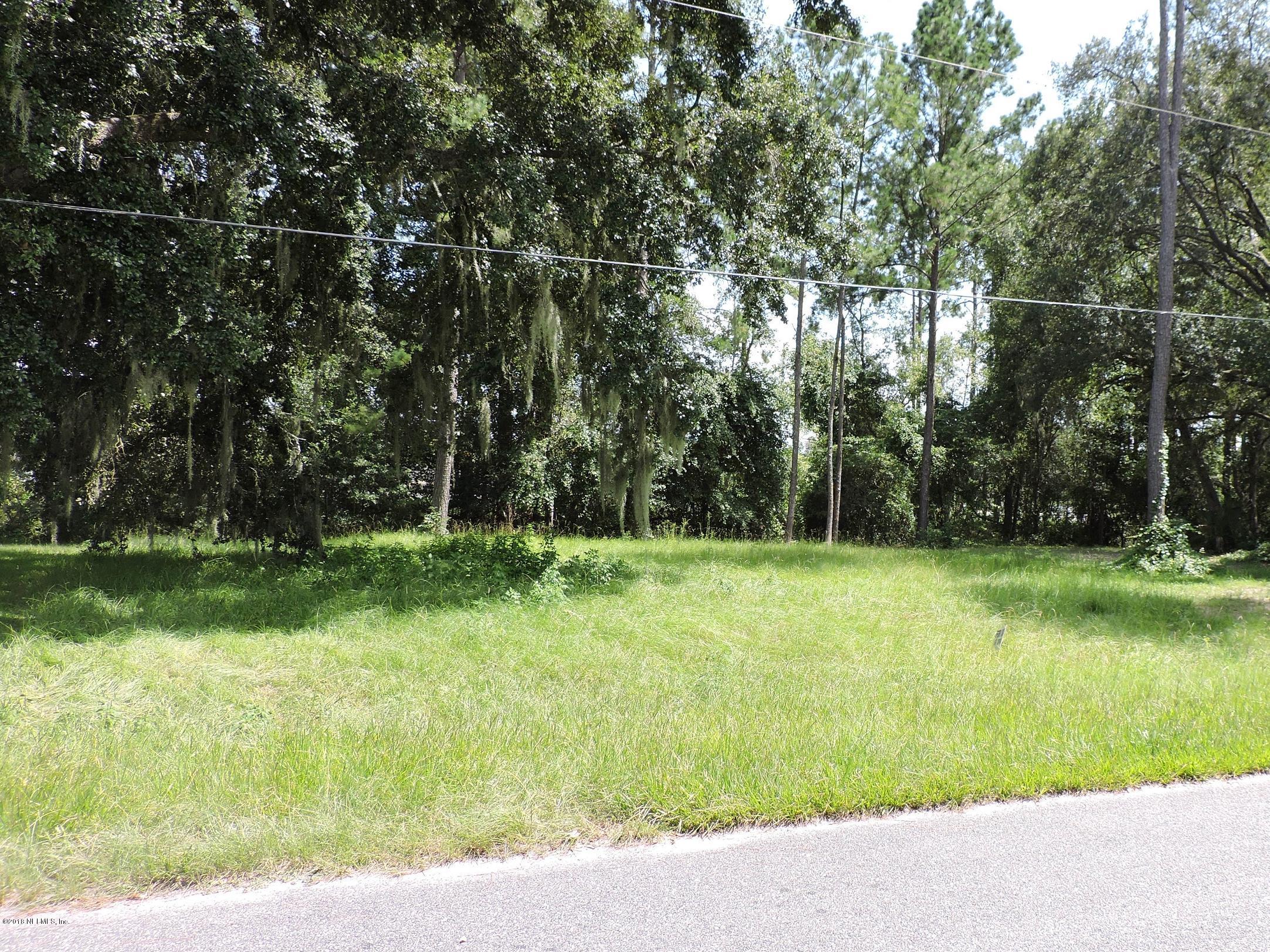 0 BOICE, BUNNELL, FLORIDA 32110, ,Vacant land,For sale,BOICE,952253
