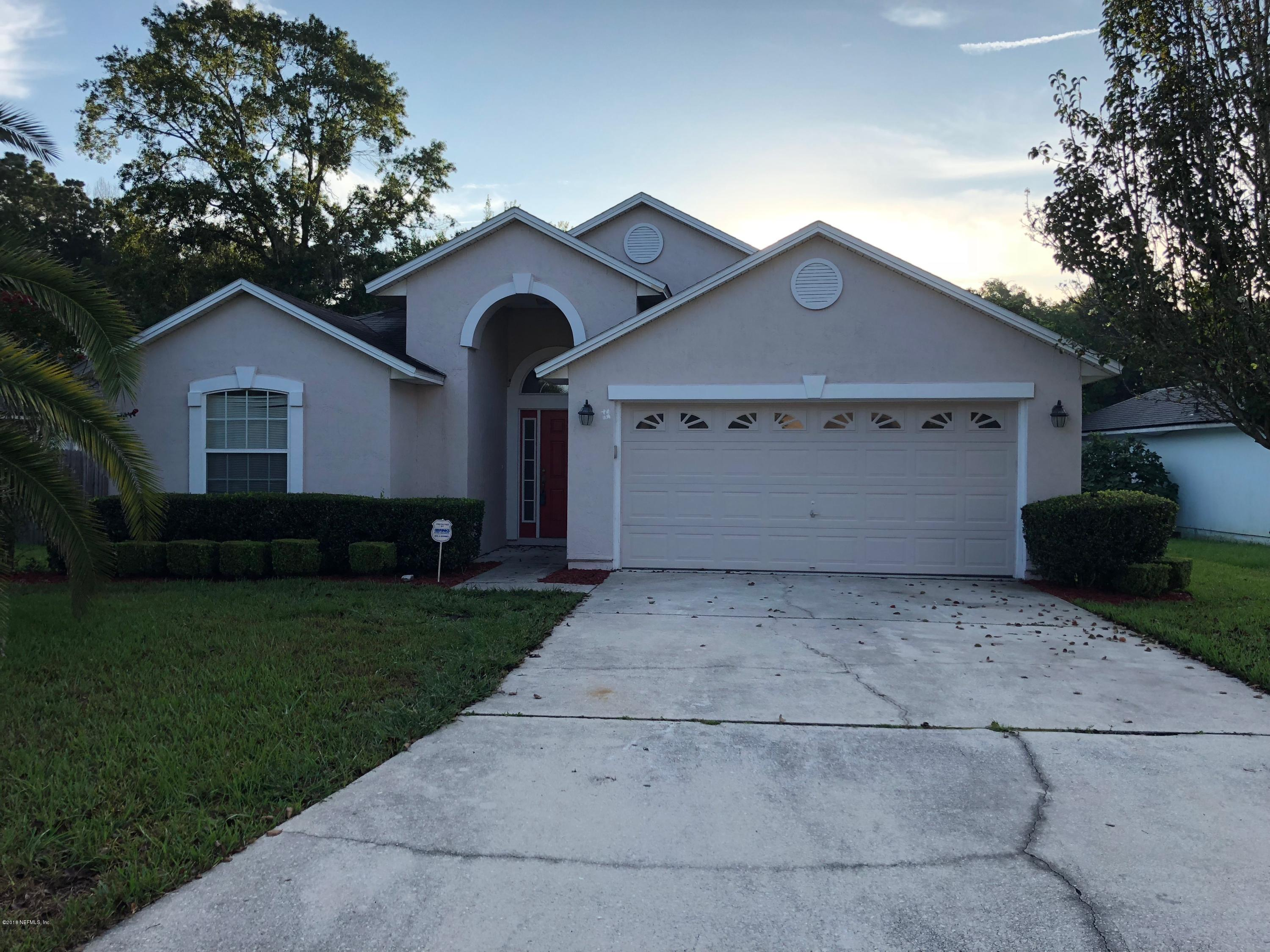 153 DOVER BLUFF, ORANGE PARK, FLORIDA 32073, 3 Bedrooms Bedrooms, ,2 BathroomsBathrooms,Residential - single family,For sale,DOVER BLUFF,954021