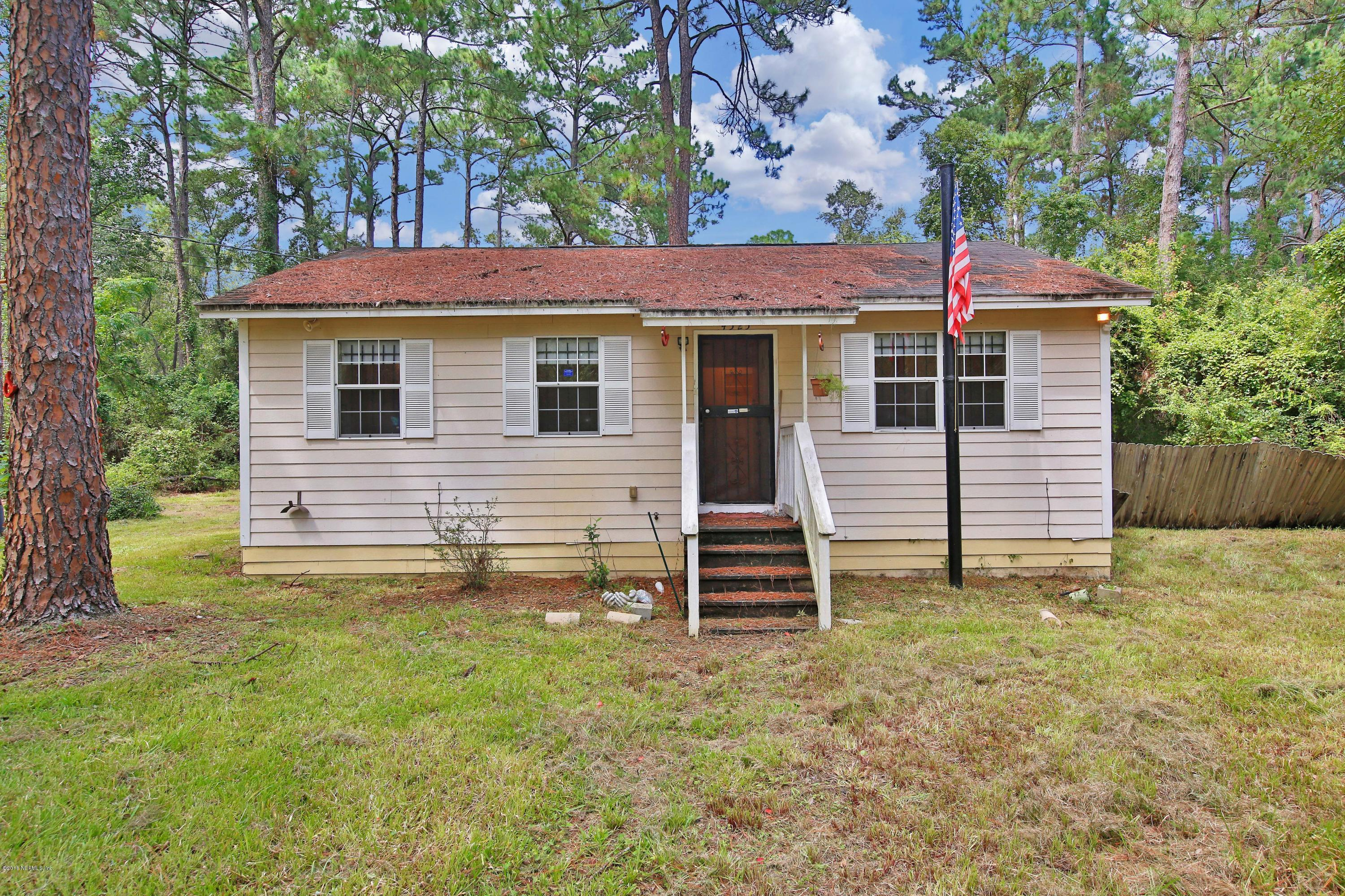 4525 KENNDLE, JACKSONVILLE, FLORIDA 32208, 3 Bedrooms Bedrooms, ,1 BathroomBathrooms,Residential - single family,For sale,KENNDLE,958608