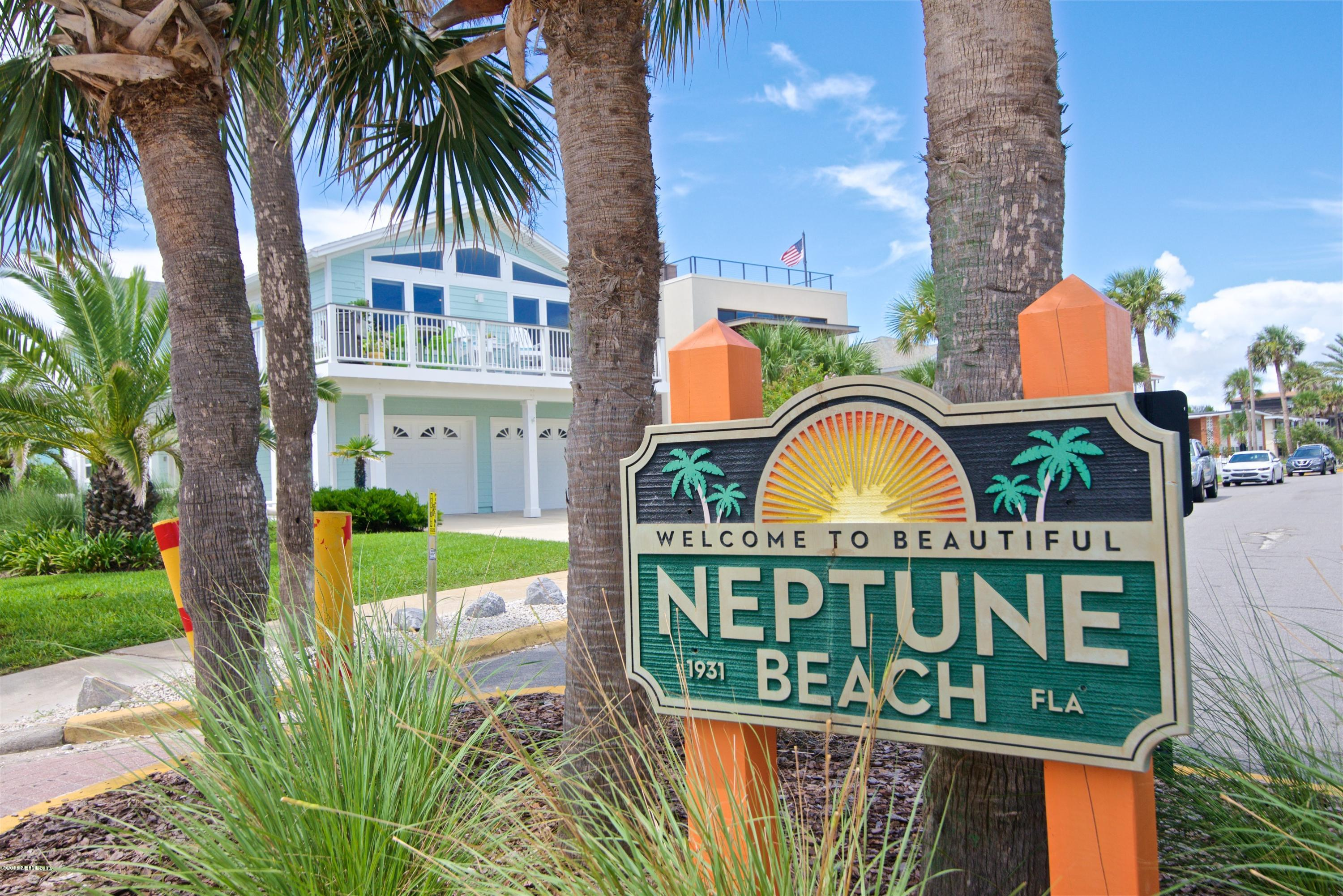 Neptune Beach Offically starts here!