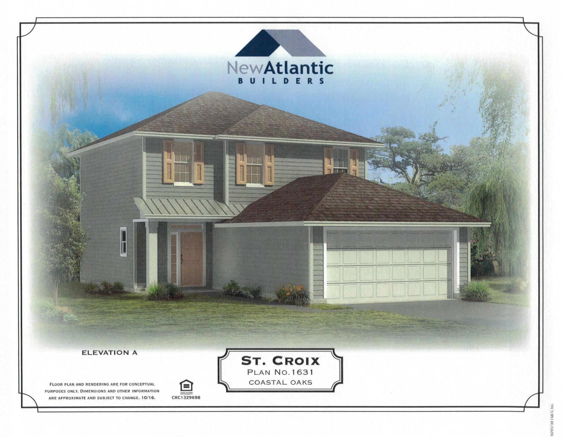 2265 SANDY BAY, JACKSONVILLE, FLORIDA 32233, 3 Bedrooms Bedrooms, ,2 BathroomsBathrooms,Residential - single family,For sale,SANDY BAY,957660