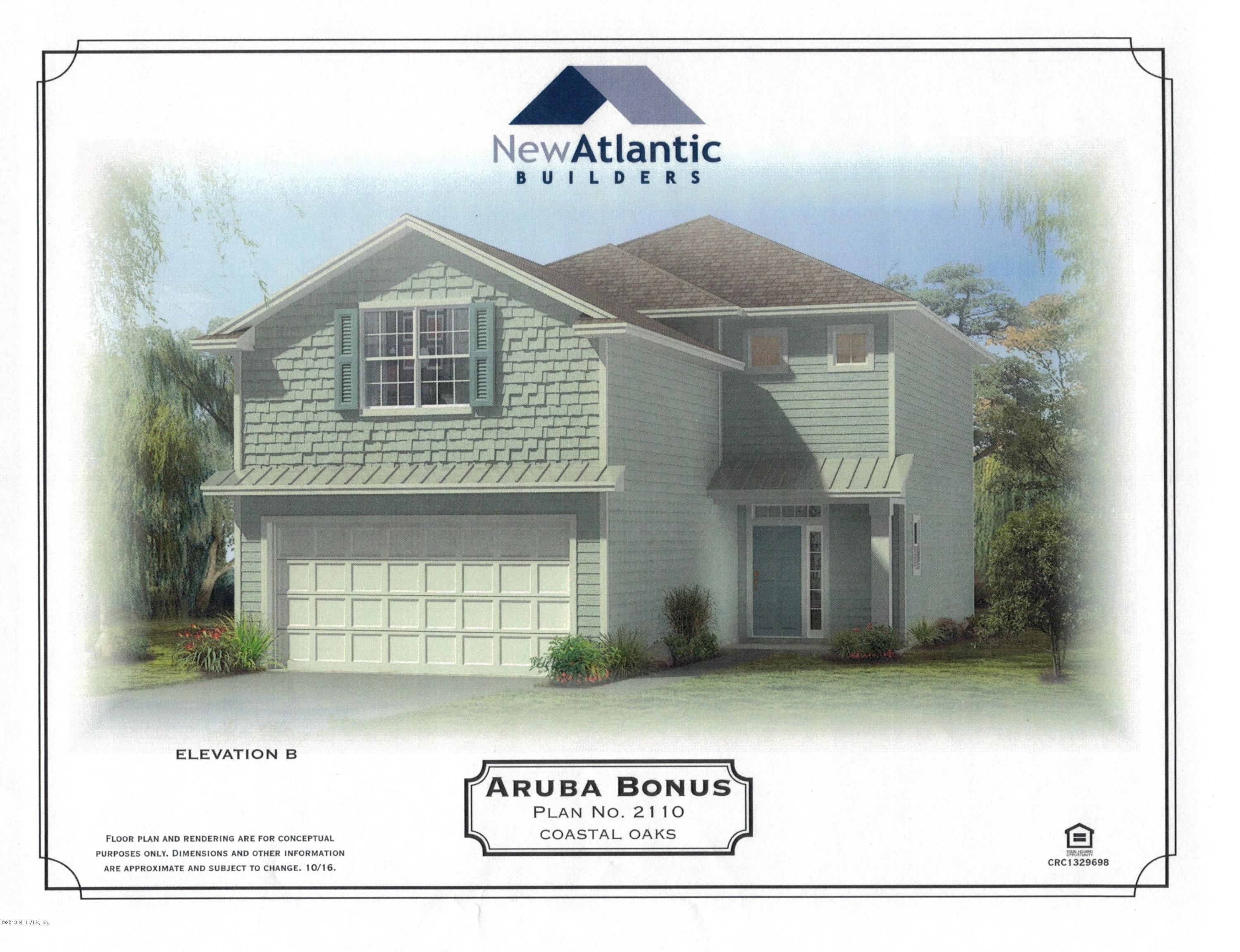 2008 POINCIANA, NEPTUNE BEACH, FLORIDA 32266, 4 Bedrooms Bedrooms, ,3 BathroomsBathrooms,Residential - single family,For sale,POINCIANA,957874