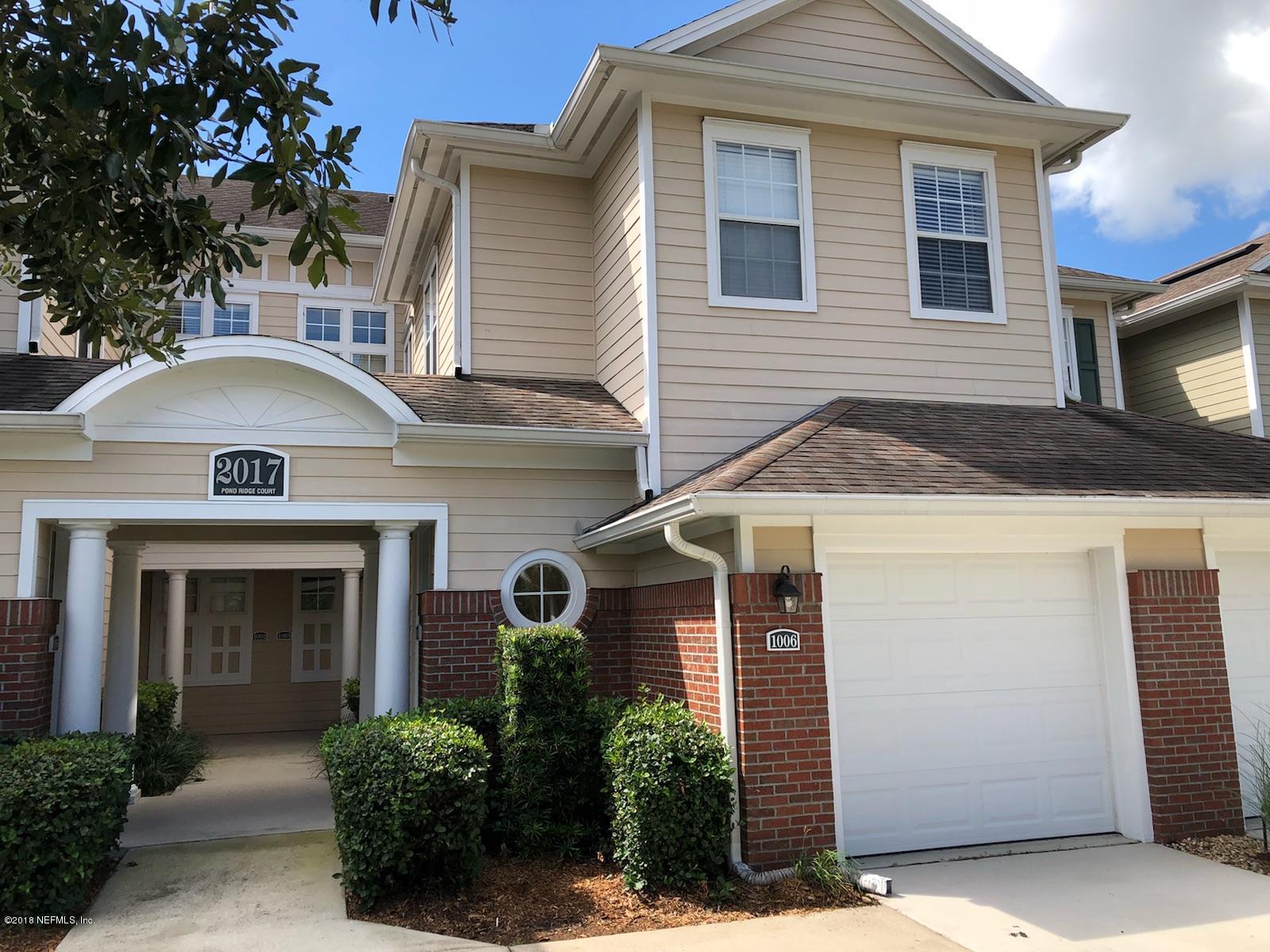 2017 POND RIDGE, FLEMING ISLAND, FLORIDA 32003, 3 Bedrooms Bedrooms, ,3 BathroomsBathrooms,Residential - condos/townhomes,For sale,POND RIDGE,955577