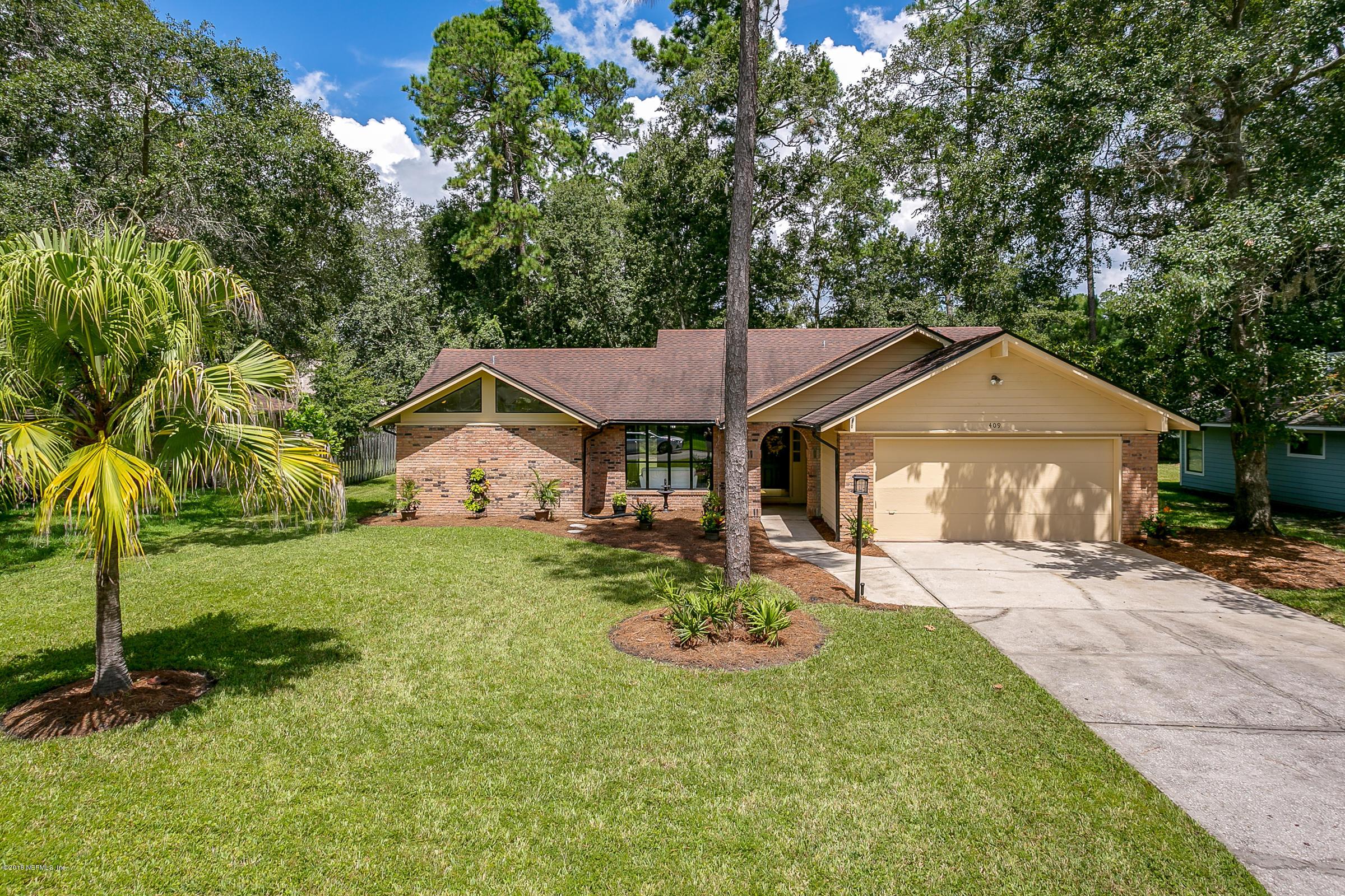 409 HARVEST BEND, FLEMING ISLAND, FLORIDA 32003, 3 Bedrooms Bedrooms, ,2 BathroomsBathrooms,Residential - single family,For sale,HARVEST BEND,956741