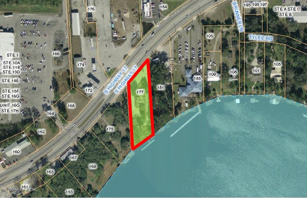 177 HIGHWAY 17, EAST PALATKA, FLORIDA 32131, ,Commercial,For sale,HIGHWAY 17,956583
