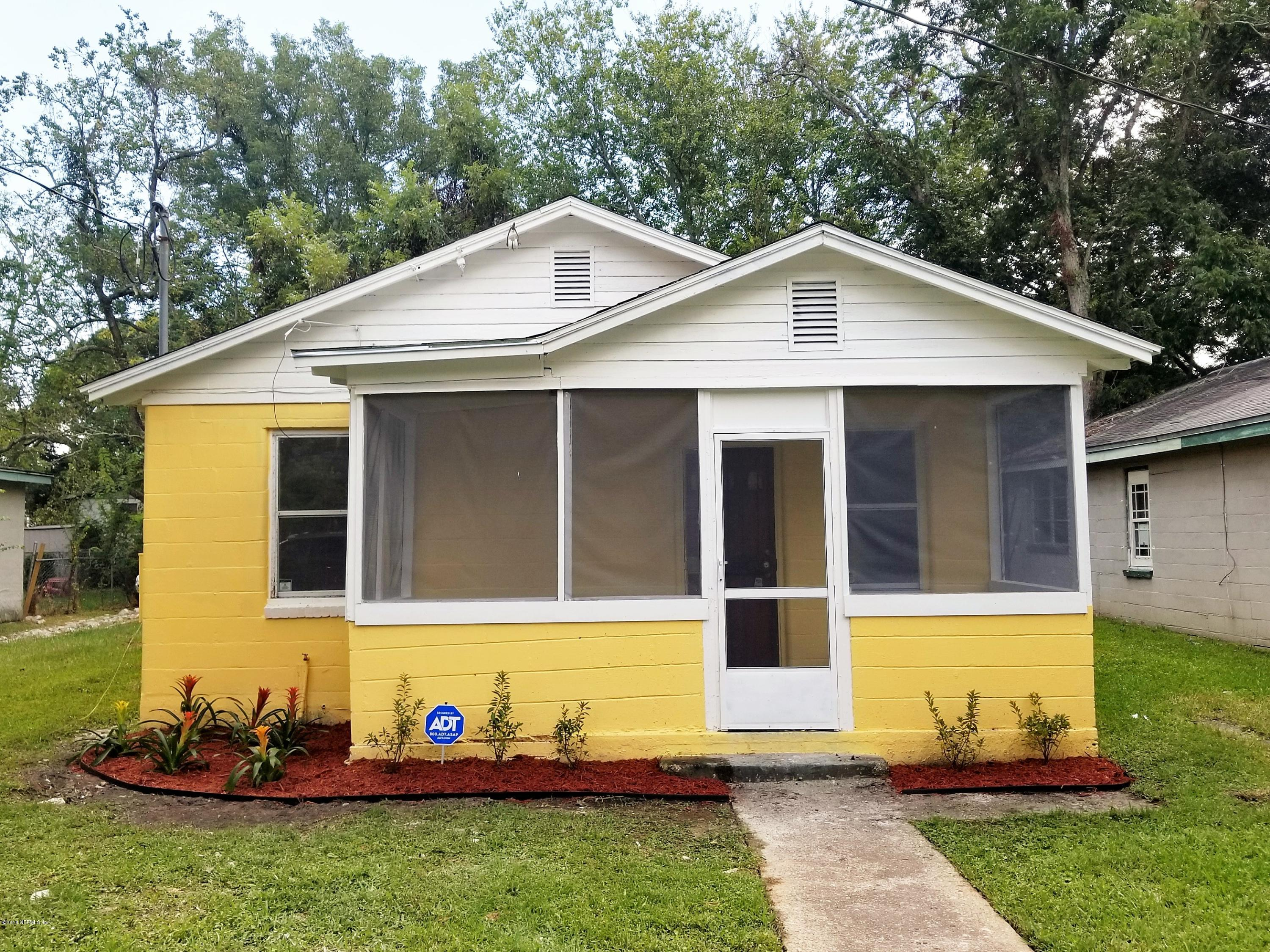 1520 19TH, JACKSONVILLE, FLORIDA 32209, 3 Bedrooms Bedrooms, ,1 BathroomBathrooms,Residential - single family,For sale,19TH,956711