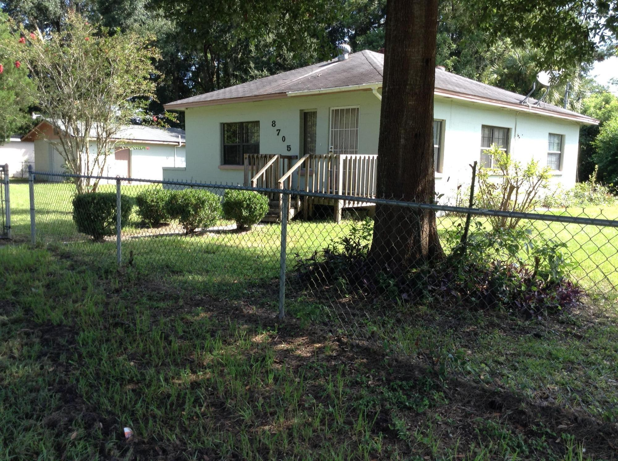 8705 6TH, JACKSONVILLE, FLORIDA 32208, 2 Bedrooms Bedrooms, ,1 BathroomBathrooms,Residential - single family,For sale,6TH,956539