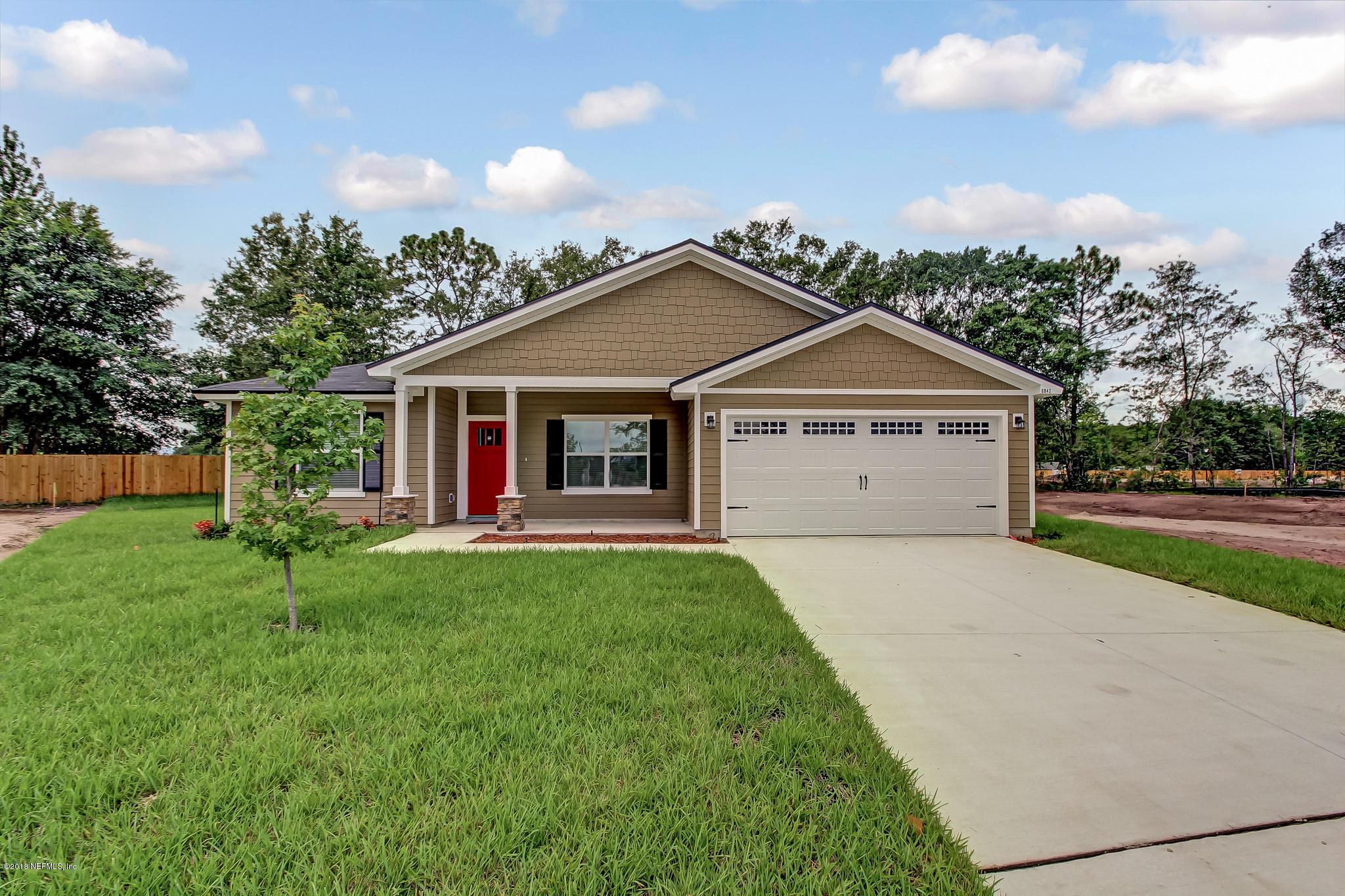 8765 KAYE, JACKSONVILLE, FLORIDA 32222, 4 Bedrooms Bedrooms, ,2 BathroomsBathrooms,Residential - single family,For sale,KAYE,957466