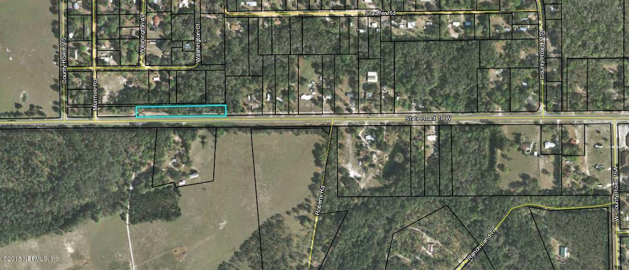 2300 FL-16, GREEN COVE SPRINGS, FLORIDA 32043, ,Vacant land,For sale,FL-16,957431