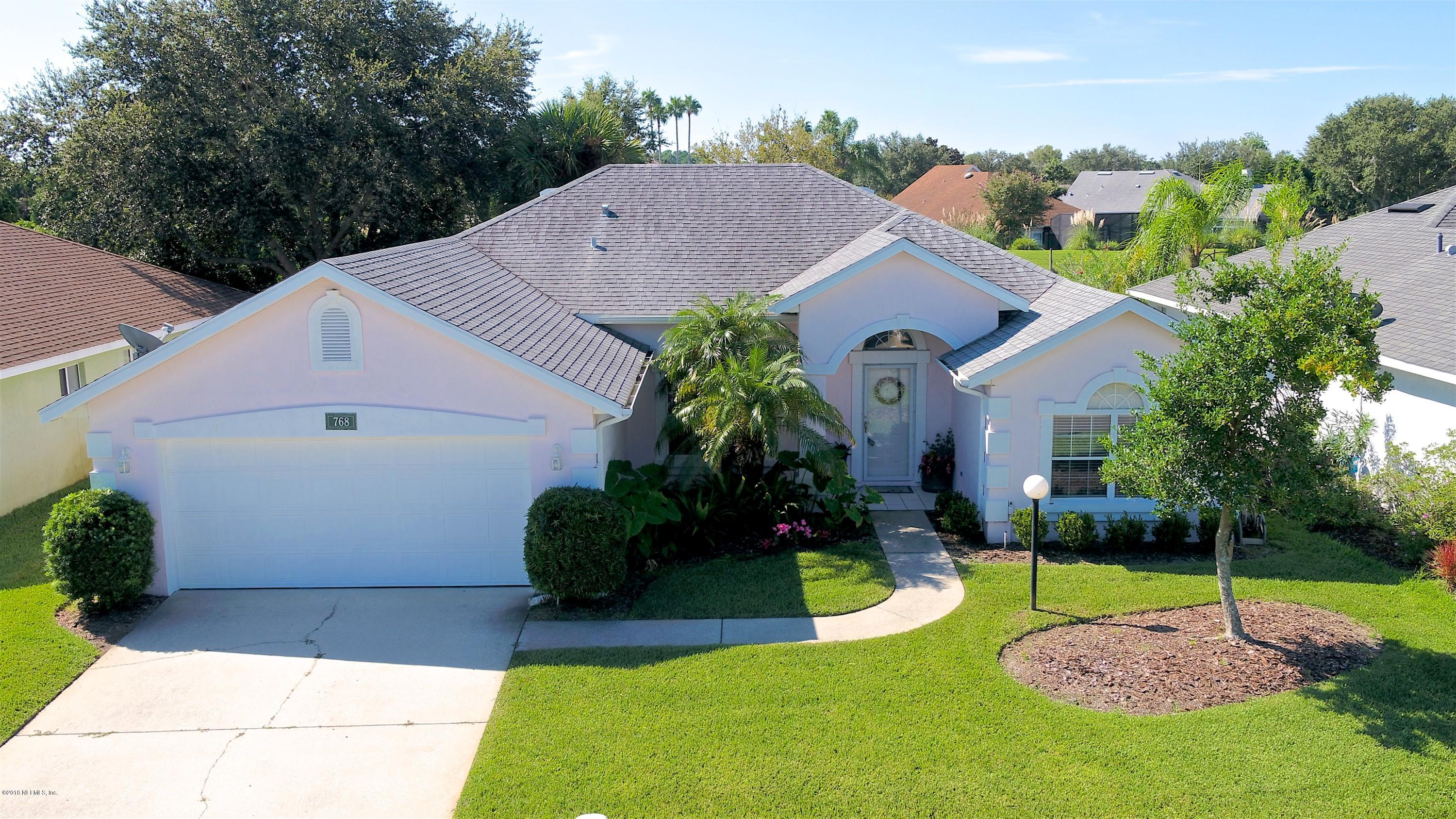 768 CAPTAINS, ST AUGUSTINE, FLORIDA 32080, 3 Bedrooms Bedrooms, ,2 BathroomsBathrooms,Residential - single family,For sale,CAPTAINS,957489