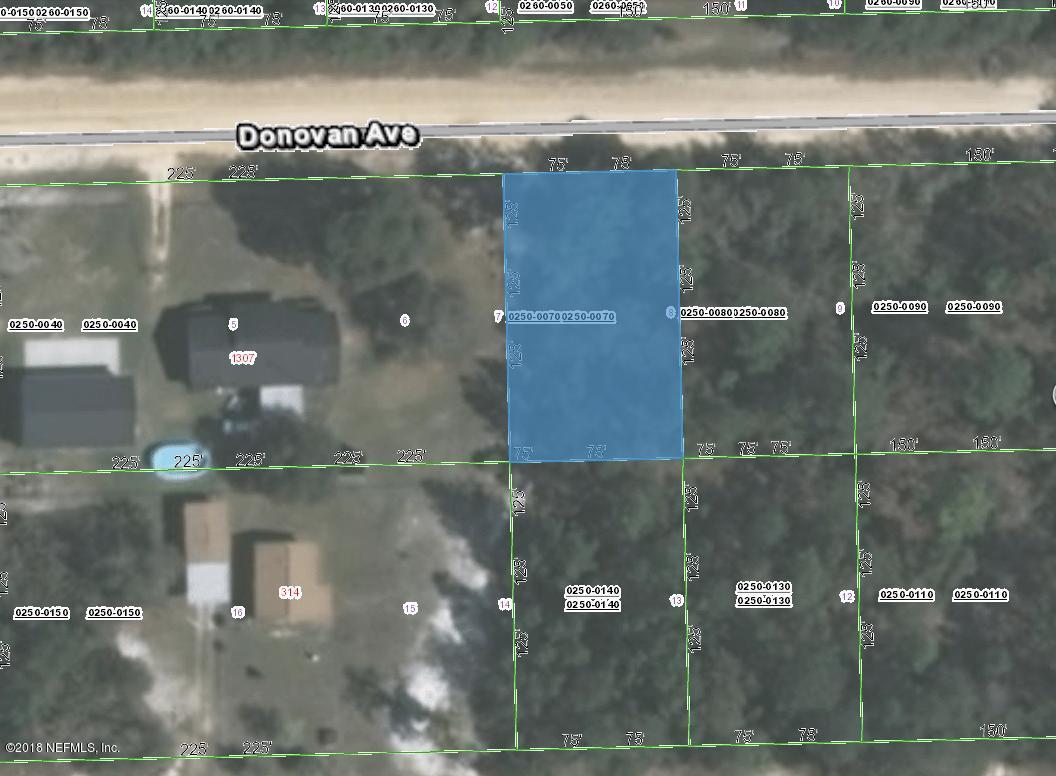 0250-0070 DONOVAN, INTERLACHEN, FLORIDA 32148, ,Vacant land,For sale,DONOVAN,957820