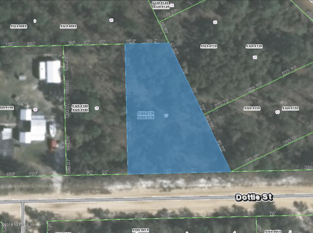 0320-0170 DOTTIE, INTERLACHEN, FLORIDA 32148, ,Vacant land,For sale,DOTTIE,957821