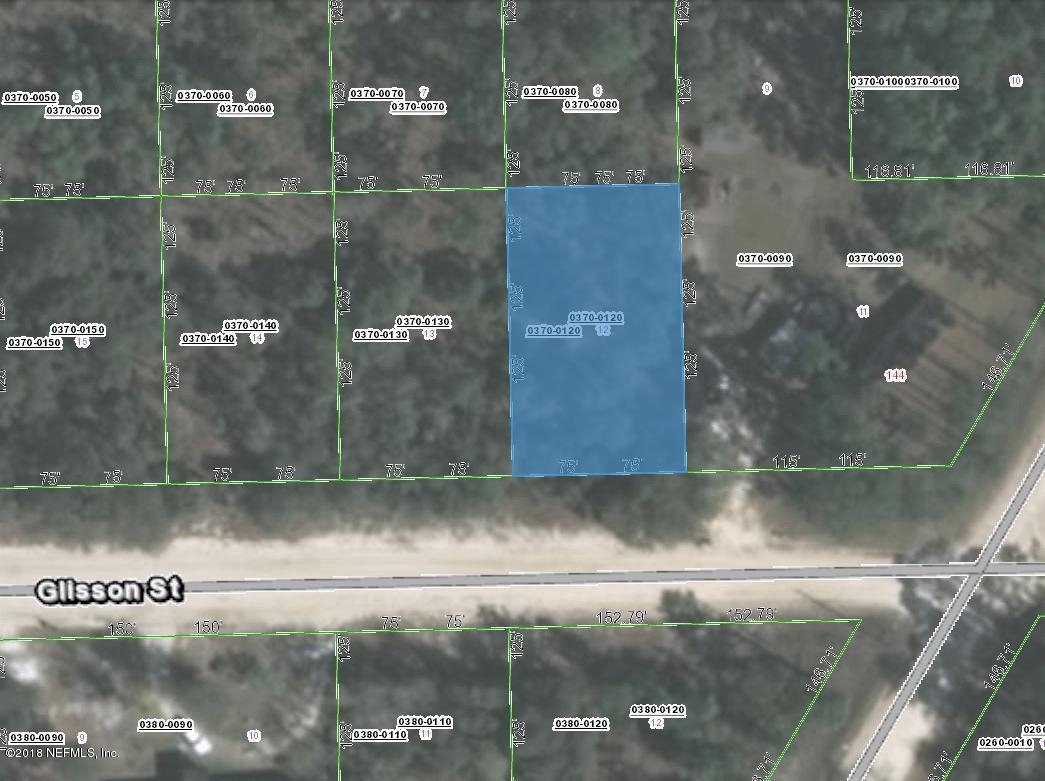 0370-0120 GLISSON, INTERLACHEN, FLORIDA 32148, ,Vacant land,For sale,GLISSON,957823