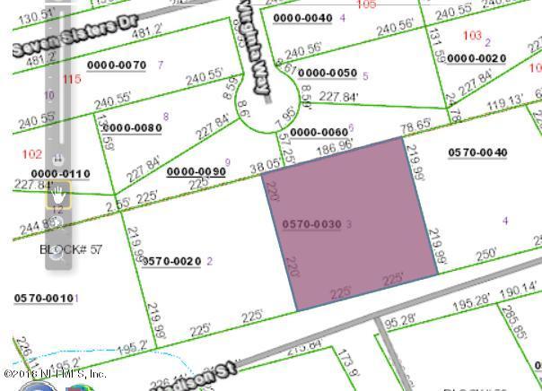 309 MADISON, SATSUMA, FLORIDA 32189, ,Vacant land,For sale,MADISON,957779