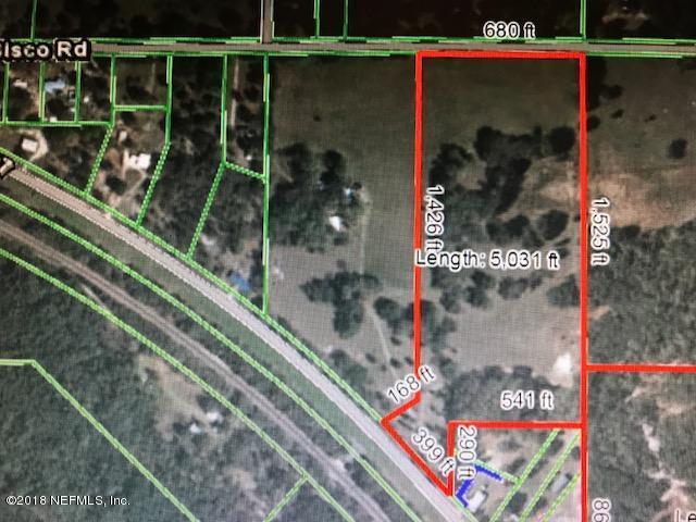143 SISCO, POMONA PARK, FLORIDA 32181, ,Vacant land,For sale,SISCO,957789