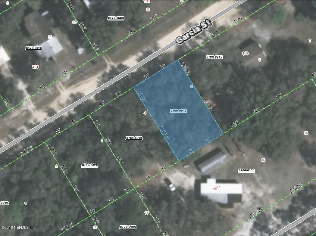 0700-0040 GARCIA, INTERLACHEN, FLORIDA 32148, ,Vacant land,For sale,GARCIA,957831