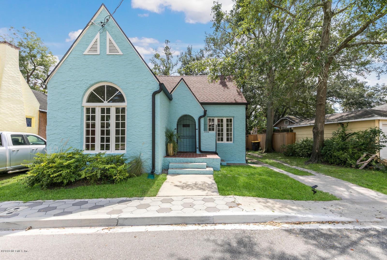 2594 HALDUMAR, JACKSONVILLE, FLORIDA 32204, 2 Bedrooms Bedrooms, ,1 BathroomBathrooms,Residential - single family,For sale,HALDUMAR,958214